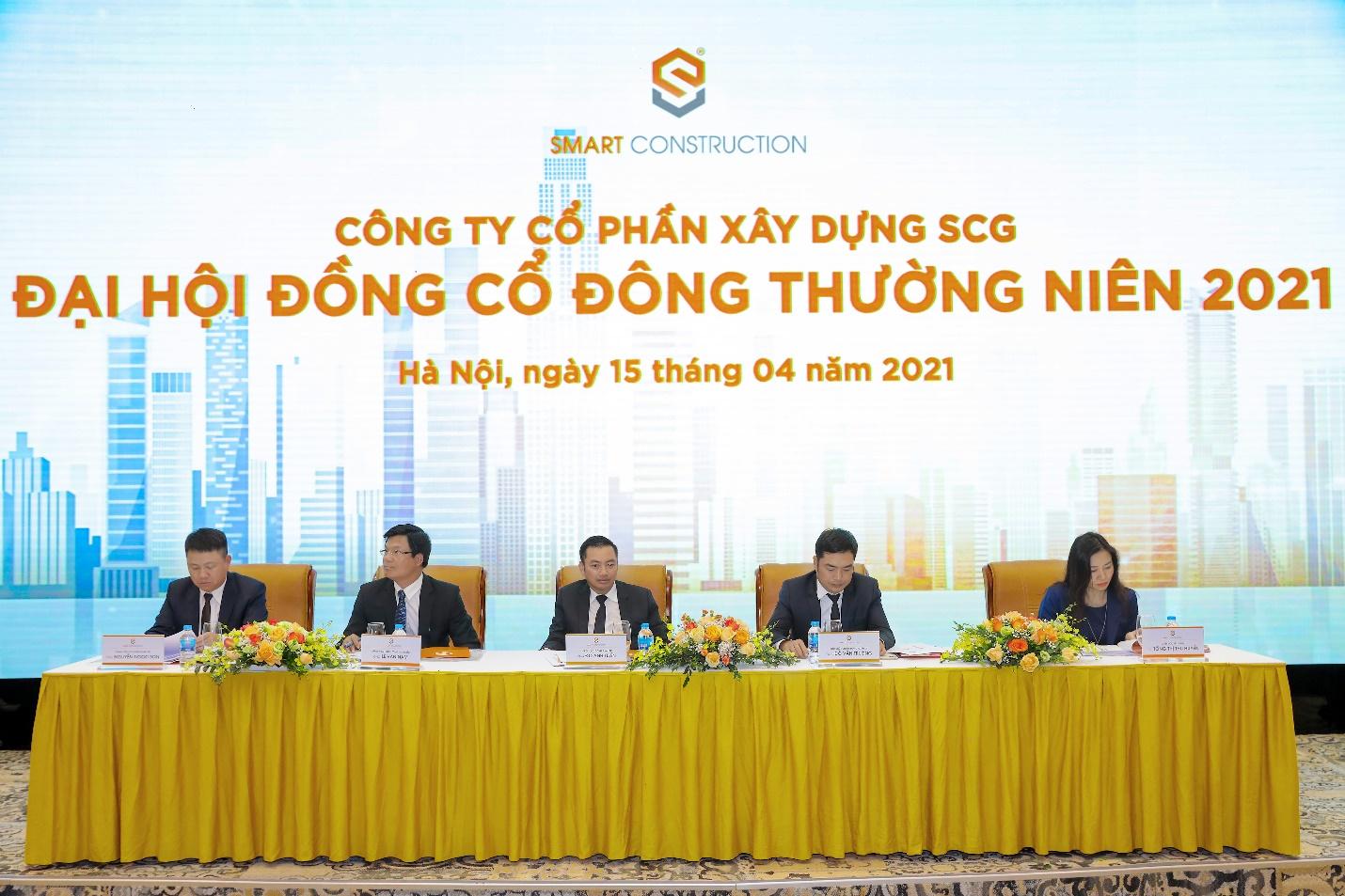 'Tân binh' SCG đặt mục tiêu doanh thu tăng trưởng 2,5 lần, sẽ tăng vốn lên 850 tỷ đồng trong năm nay - Ảnh 1.