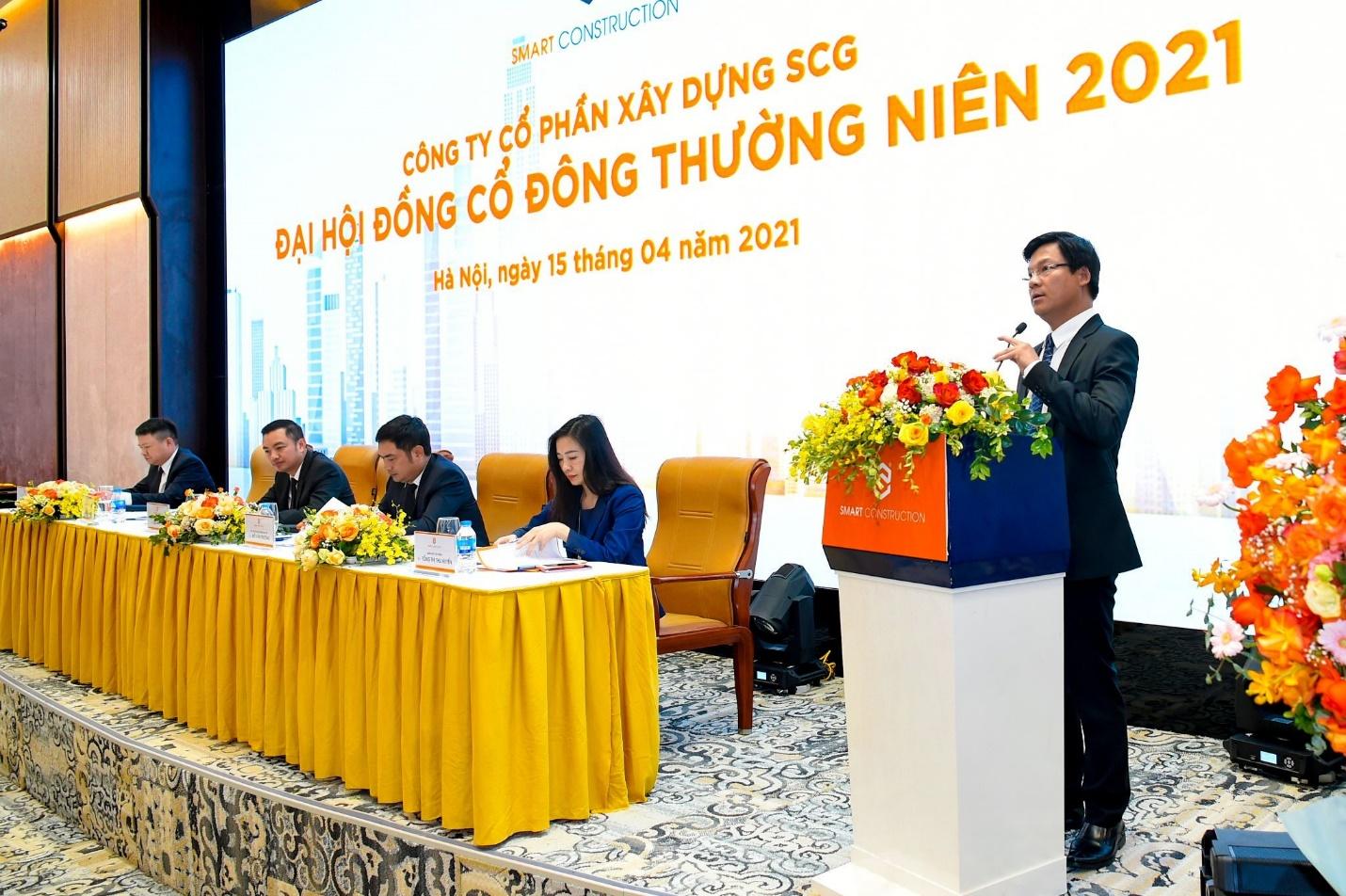 'Tân binh' SCG đặt mục tiêu doanh thu tăng trưởng 2,5 lần, sẽ tăng vốn lên 850 tỷ đồng trong năm nay - Ảnh 2.