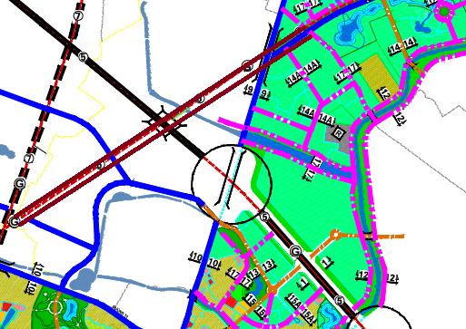 Đường sẽ mở ở phường Tây Mỗ, Nam Từ Liêm, Hà Nội - Ảnh 1.