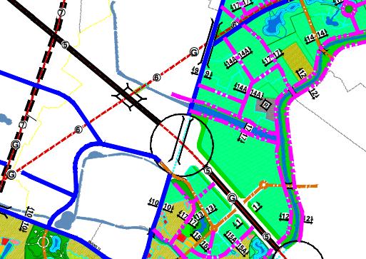 Bản đồ quy hoạch giao thông phường Tây Mỗ, Nam Từ Liêm, Hà Nội - Ảnh 2.