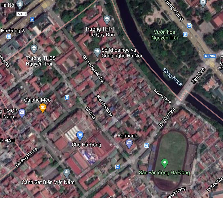 Đất dính quy hoạch ở phường Nguyễn Trãi, Hà Đông, Hà Nội - Ảnh 2.