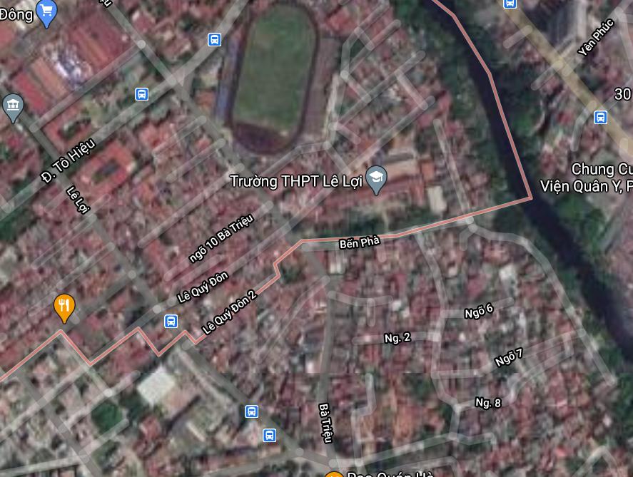 Đường sẽ mở ở phường Nguyễn Trãi, Hà Đông, Hà Nội - Ảnh 2.