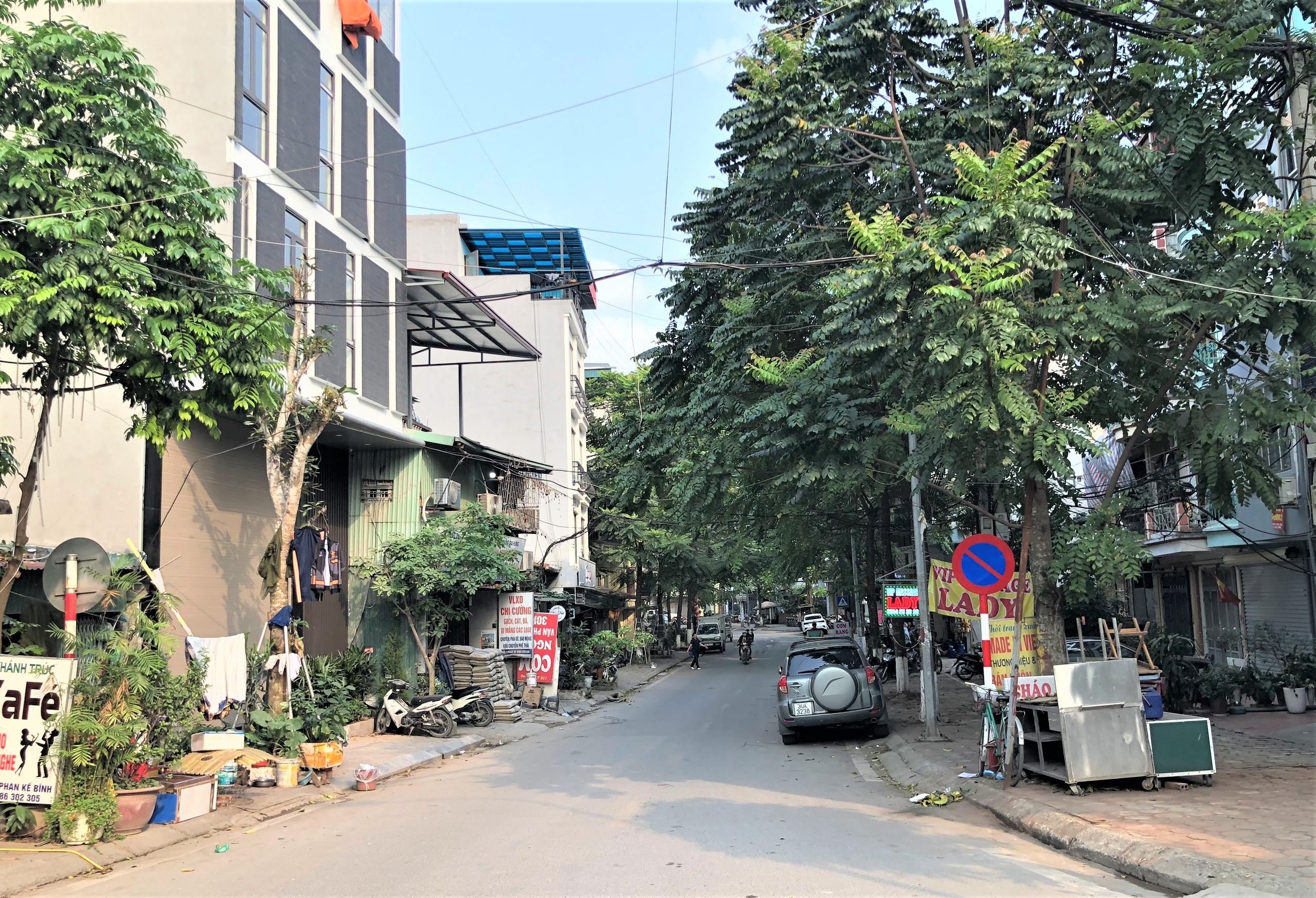 Những khu đất sắp thu hồi ở phường Cống Vị, quận Ba Đình (phần 2): Mở rộng phố Phan Kế Bính và phố Đội Cấn - Ảnh 3.