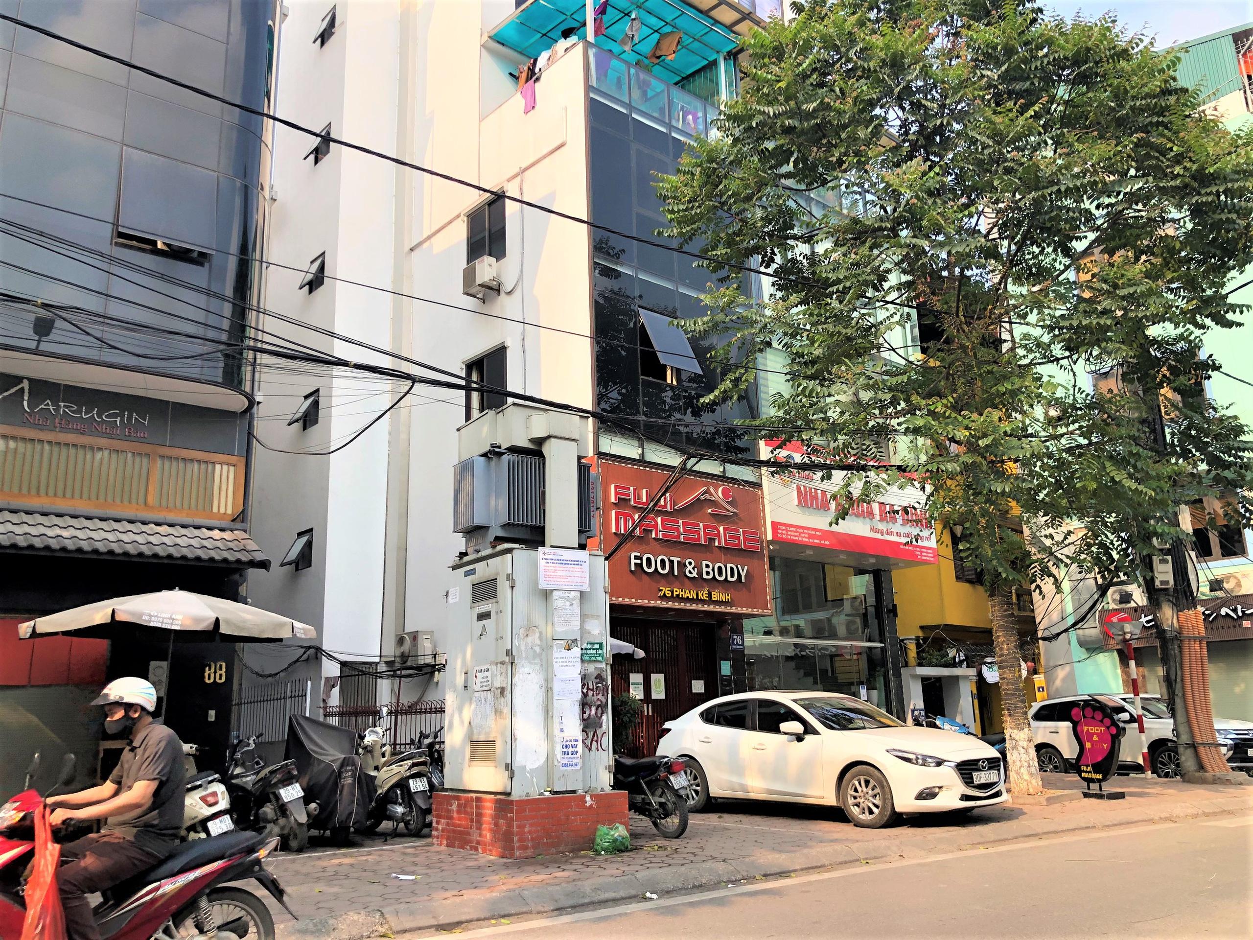 Những khu đất sắp thu hồi ở phường Cống Vị, quận Ba Đình (phần 2): Mở rộng phố Phan Kế Bính và phố Đội Cấn - Ảnh 8.
