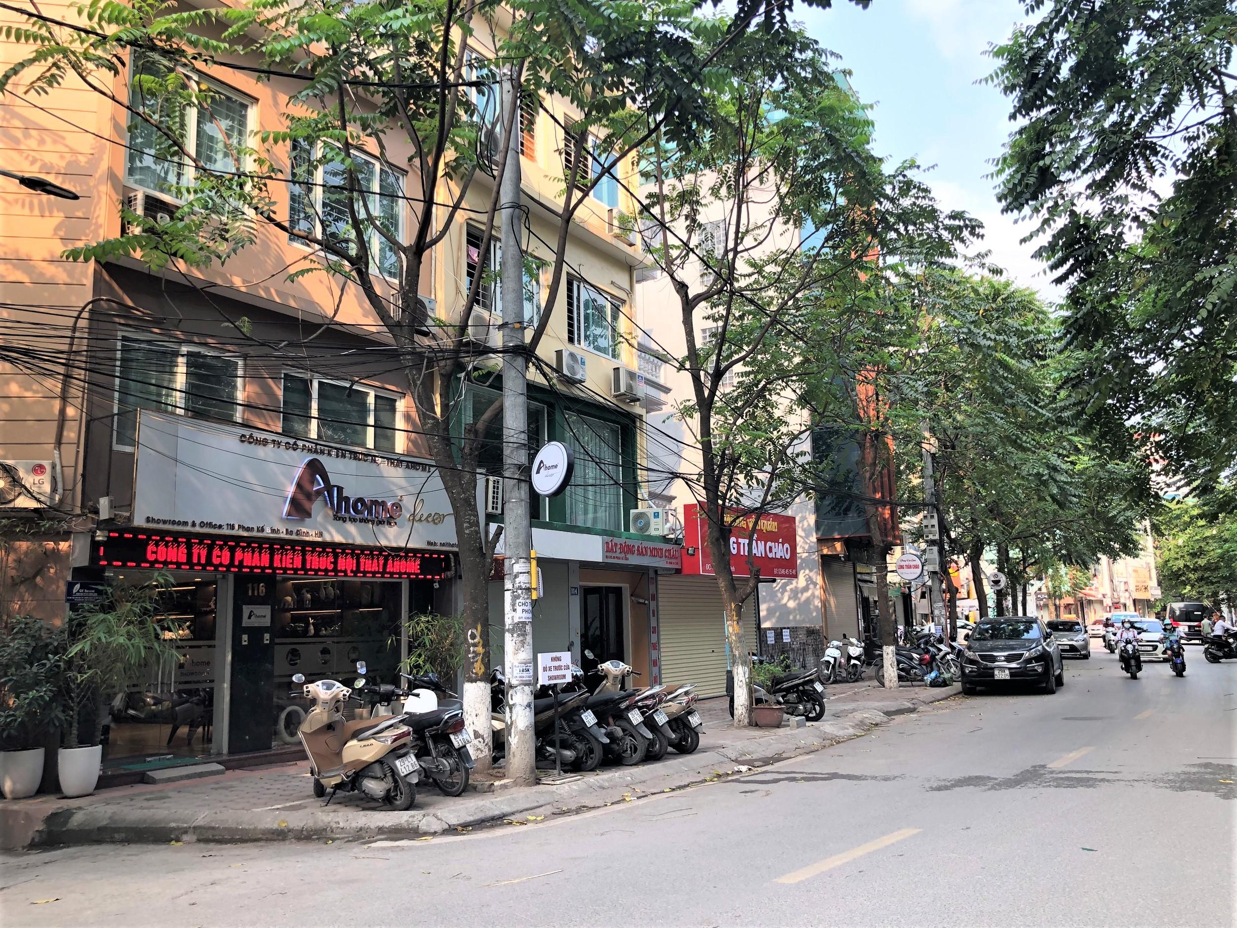 Những khu đất sắp thu hồi ở phường Cống Vị, quận Ba Đình (phần 2): Mở rộng phố Phan Kế Bính và phố Đội Cấn - Ảnh 7.