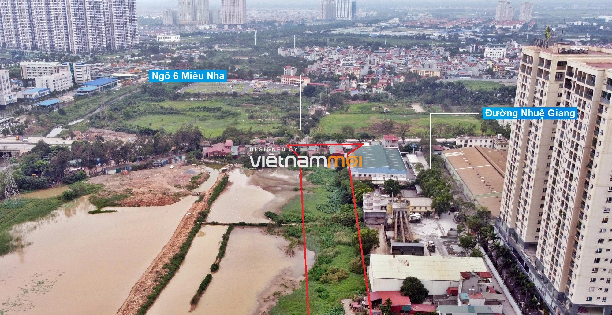 Những khu đất sắp thu hồi để mở đường ở phường Tây Mỗ, Nam Từ Liêm, Hà Nội (phần 2) - Ảnh 3.