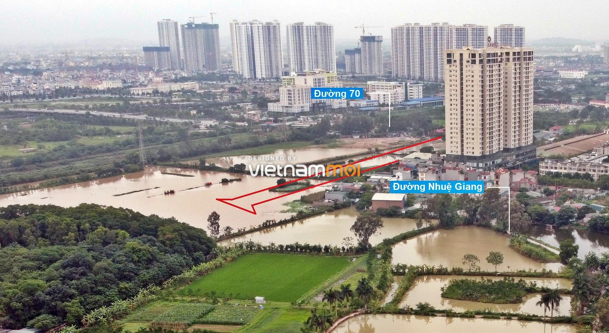 Những khu đất sắp thu hồi để mở đường ở phường Tây Mỗ, Nam Từ Liêm, Hà Nội (phần 2) - Ảnh 4.