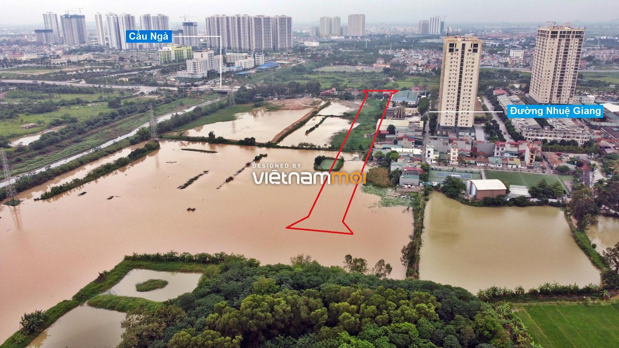 Những khu đất sắp thu hồi để mở đường ở phường Tây Mỗ, Nam Từ Liêm, Hà Nội (phần 2) - Ảnh 5.