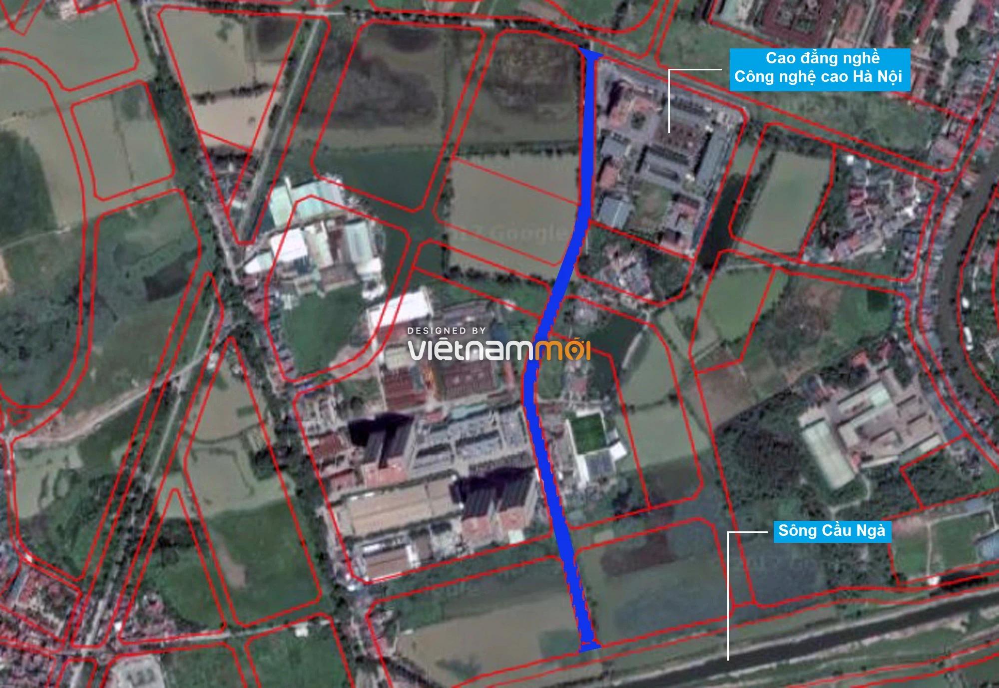 Những khu đất sắp thu hồi để mở đường ở phường Tây Mỗ, Nam Từ Liêm, Hà Nội (phần 2) - Ảnh 7.