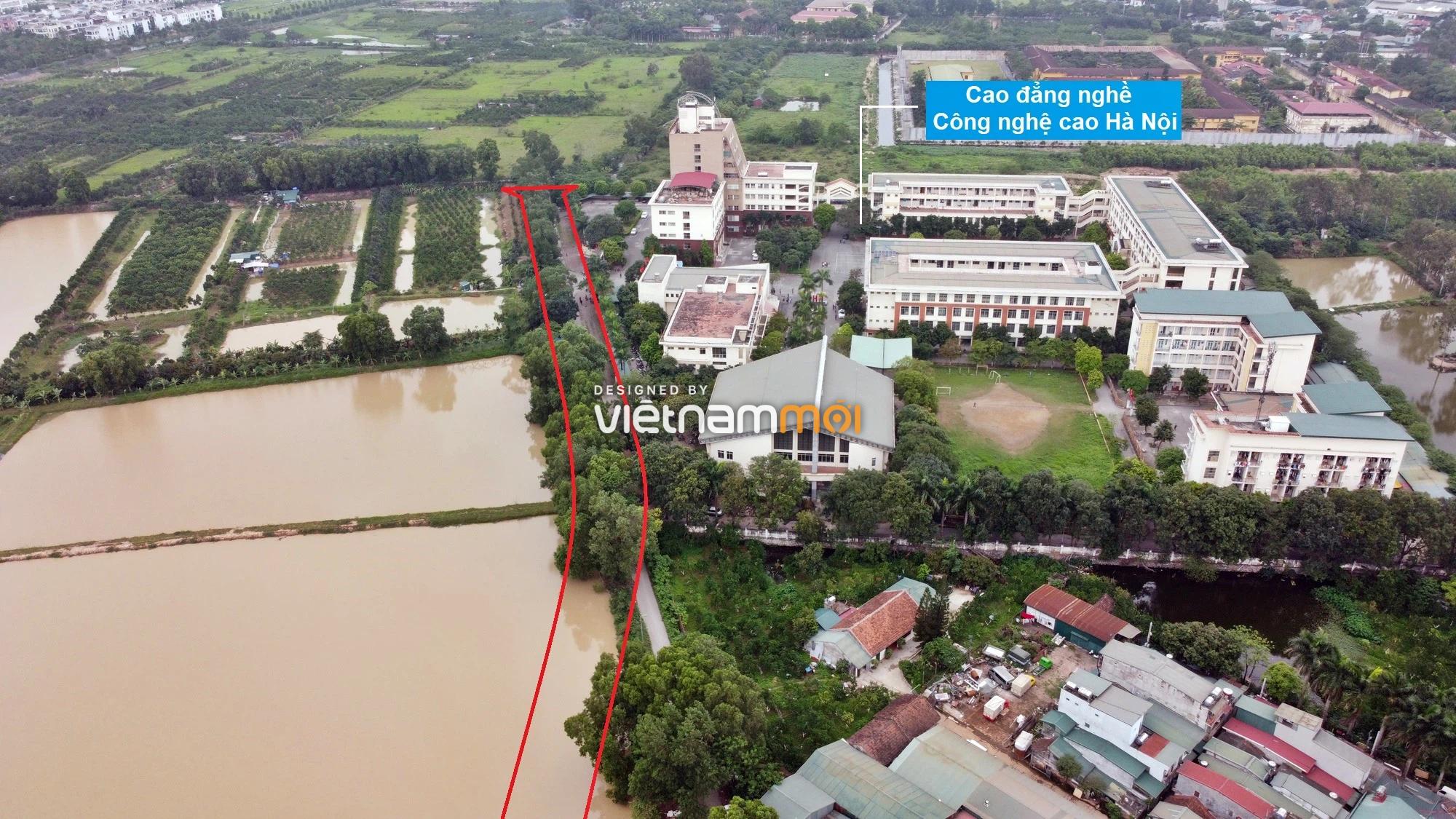 Những khu đất sắp thu hồi để mở đường ở phường Tây Mỗ, Nam Từ Liêm, Hà Nội (phần 2) - Ảnh 8.