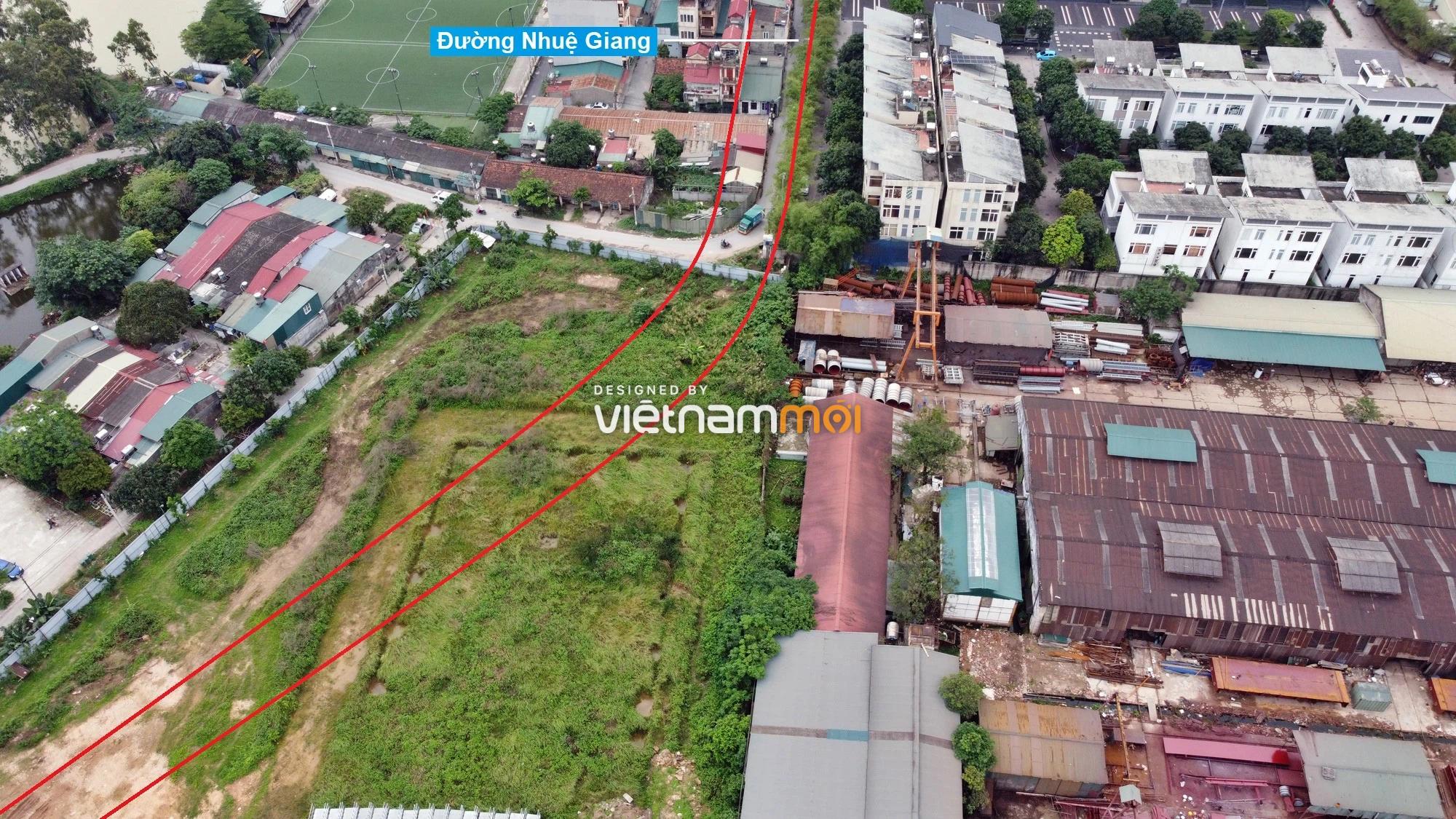 Những khu đất sắp thu hồi để mở đường ở phường Tây Mỗ, Nam Từ Liêm, Hà Nội (phần 2) - Ảnh 9.
