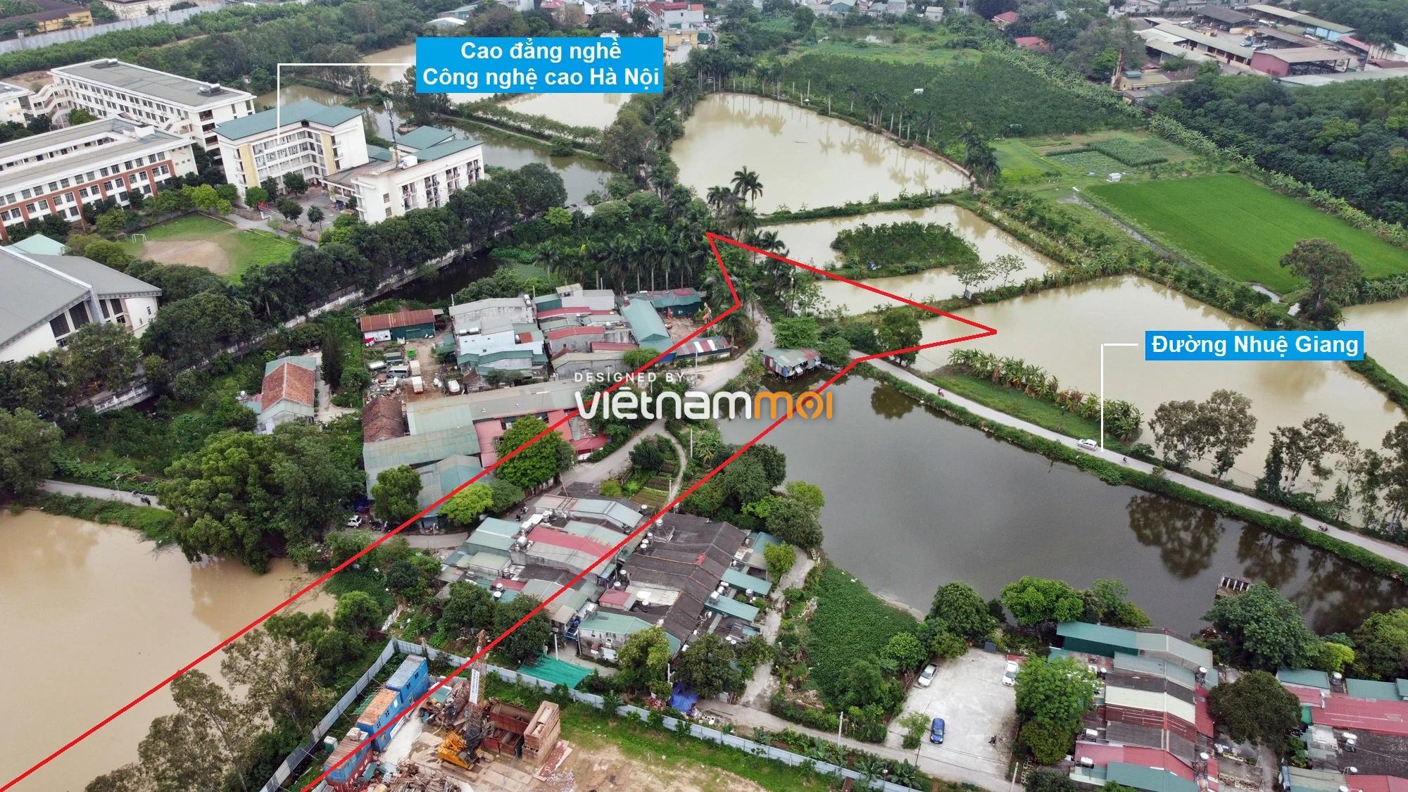 Những khu đất sắp thu hồi để mở đường ở phường Tây Mỗ, Nam Từ Liêm, Hà Nội (phần 2) - Ảnh 13.