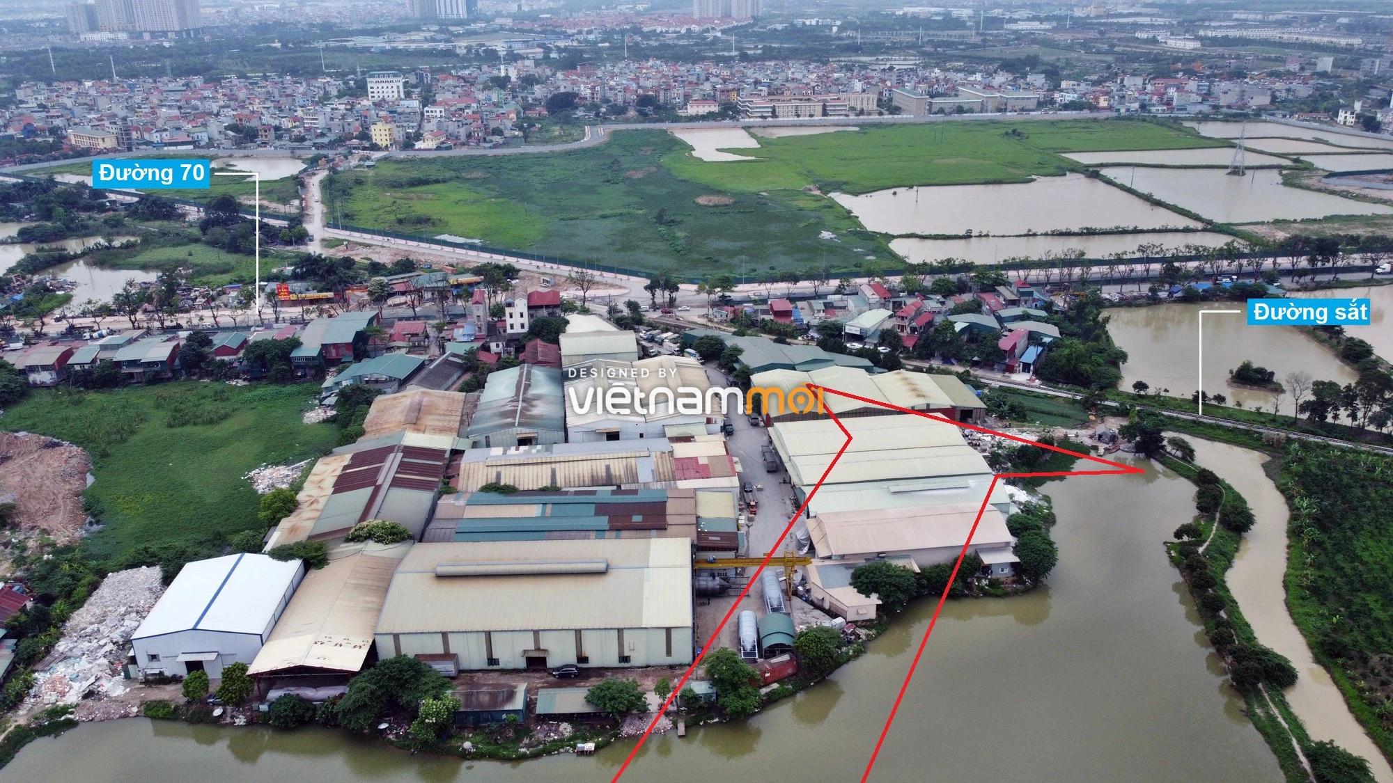 Những khu đất sắp thu hồi để mở đường ở phường Tây Mỗ, Nam Từ Liêm, Hà Nội (phần 2) - Ảnh 14.