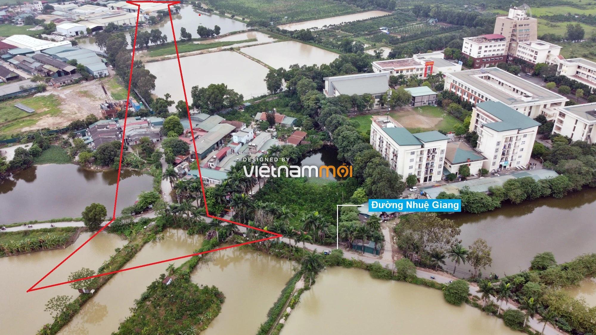 Những khu đất sắp thu hồi để mở đường ở phường Tây Mỗ, Nam Từ Liêm, Hà Nội (phần 2) - Ảnh 15.