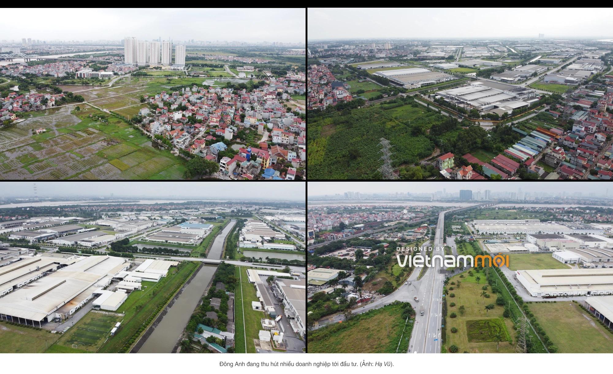 Loạt thông tin quy hoạch nên biết khi mua nhà đất ở Đông Anh, Hà Nội - Ảnh 5.
