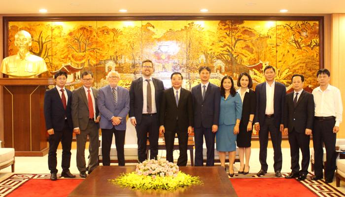 Thúc đẩy hợp tác, đầu tư giữa các doanh nghiệp Bắc Âu vào Hà Nội - Ảnh 2.