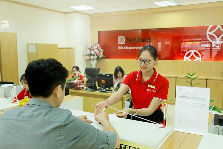 Lãi suất tiết kiệm ngân hàng SeABank cập nhật tháng 4/2021 - Ảnh 1.
