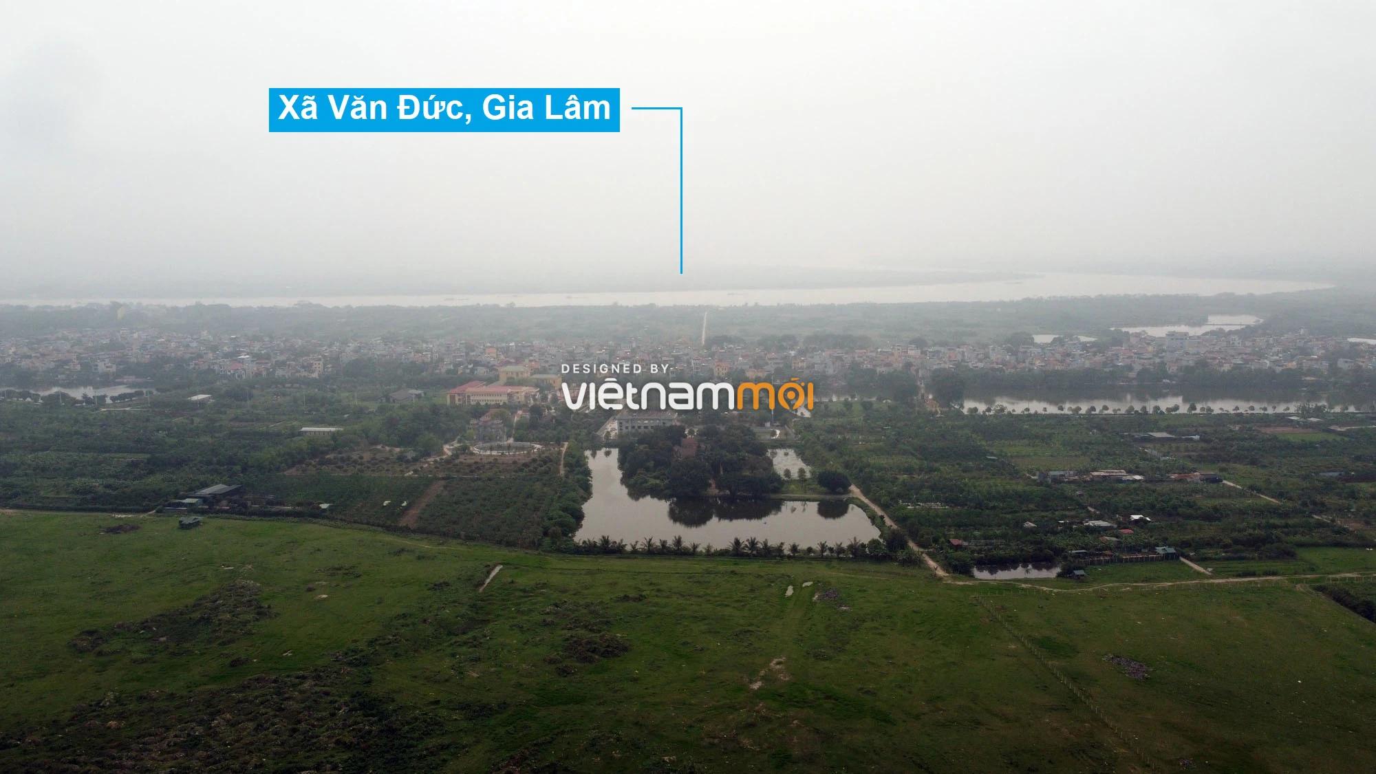 Toàn cảnh hiện trạng Phân khu đô thị sông Hồng trên địa bàn huyện Thanh Trì - Ảnh 5.