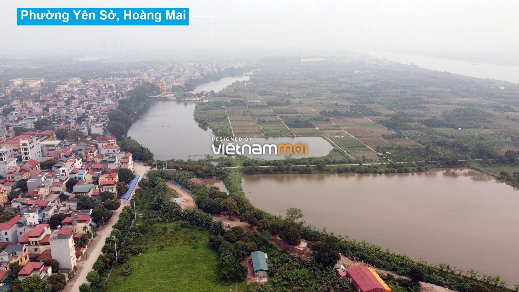 Toàn cảnh hiện trạng Phân khu đô thị sông Hồng trên địa bàn huyện Thanh Trì - Ảnh 7.
