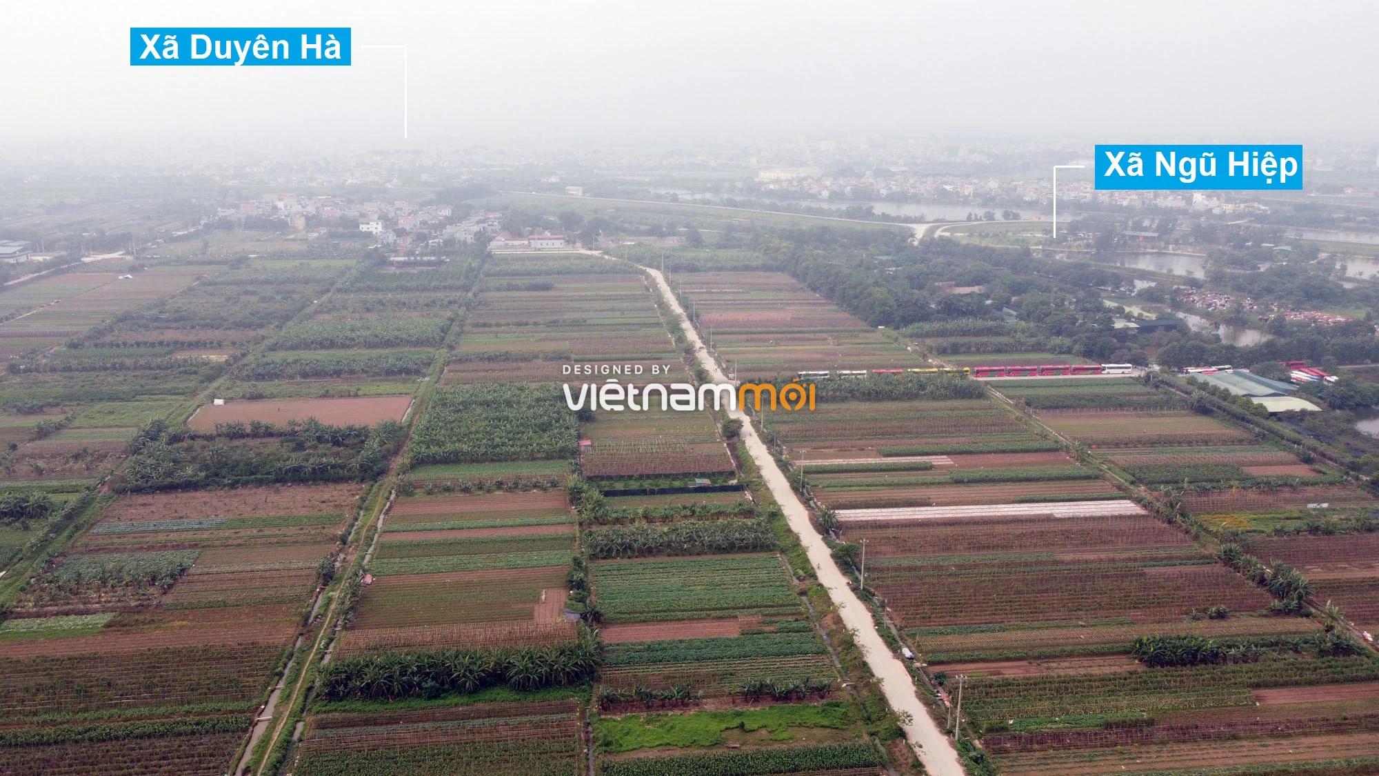 Toàn cảnh hiện trạng Phân khu đô thị sông Hồng trên địa bàn huyện Thanh Trì - Ảnh 8.