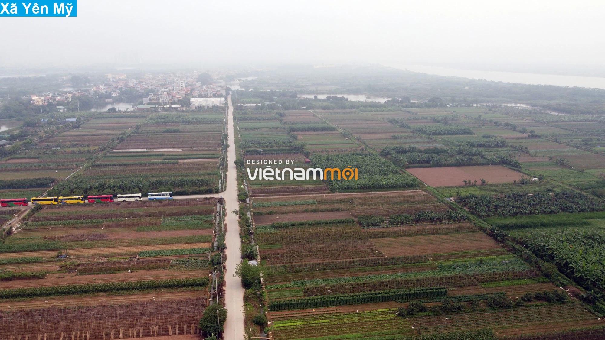 Toàn cảnh hiện trạng Phân khu đô thị sông Hồng trên địa bàn huyện Thanh Trì - Ảnh 10.