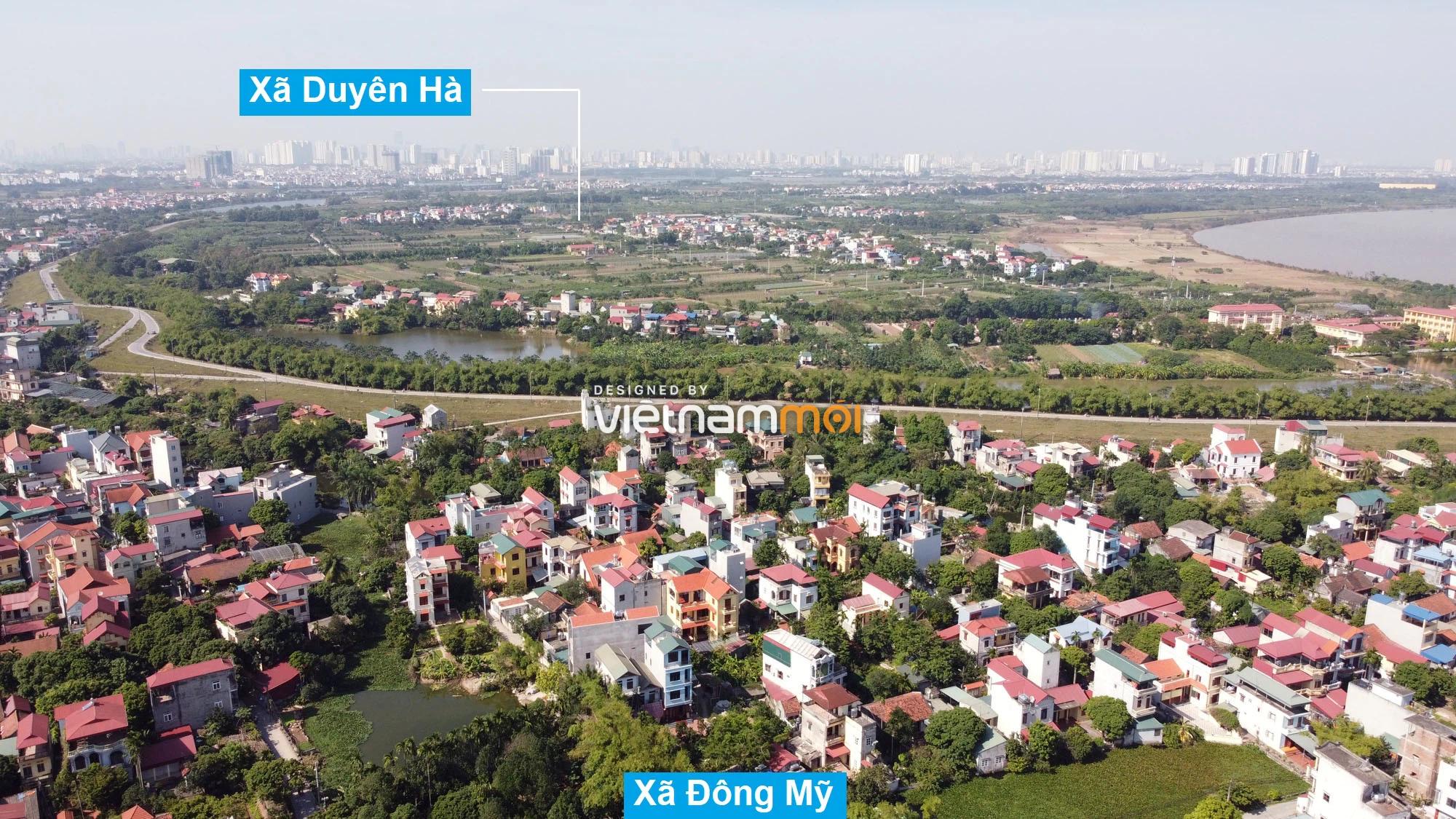 Toàn cảnh hiện trạng Phân khu đô thị sông Hồng trên địa bàn huyện Thanh Trì - Ảnh 12.