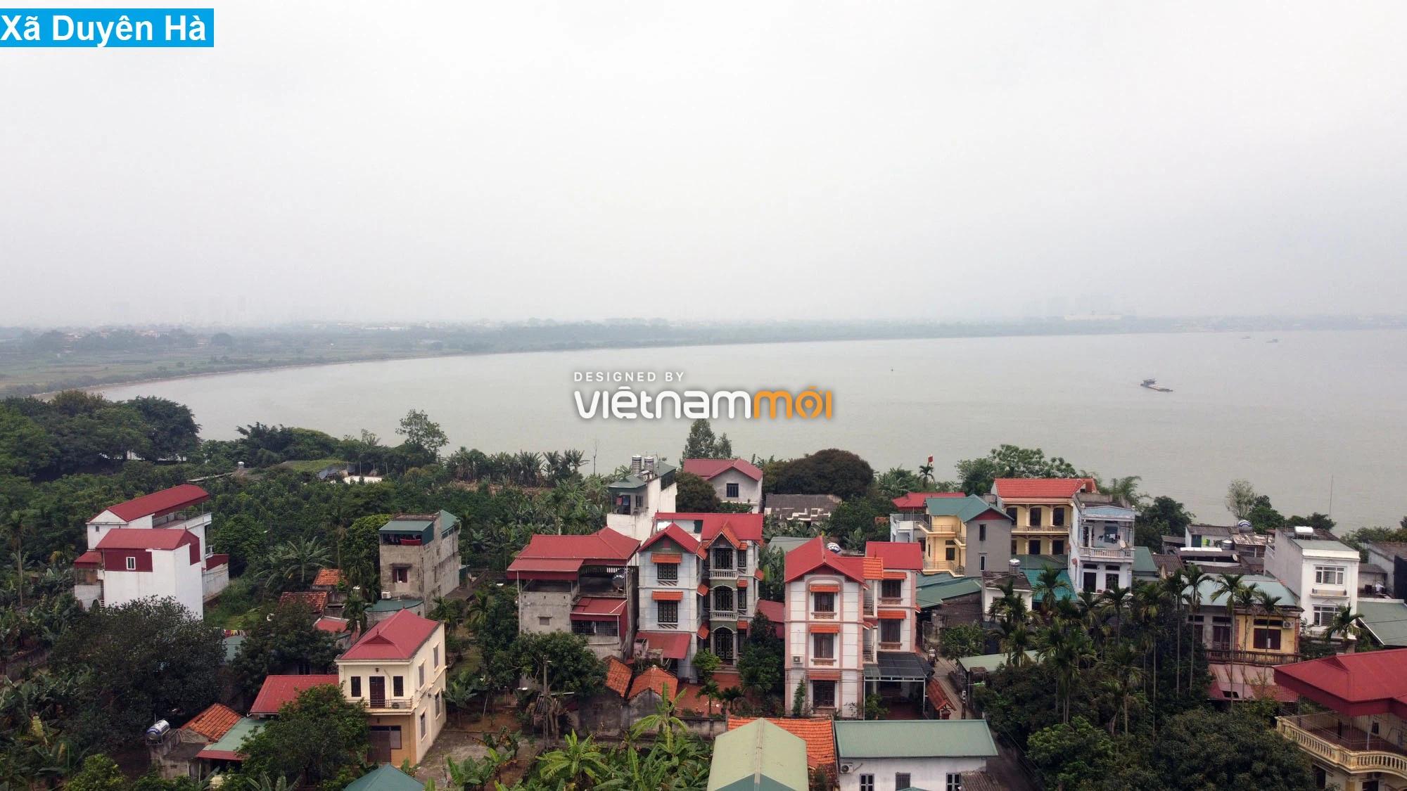 Toàn cảnh hiện trạng Phân khu đô thị sông Hồng trên địa bàn huyện Thanh Trì - Ảnh 17.