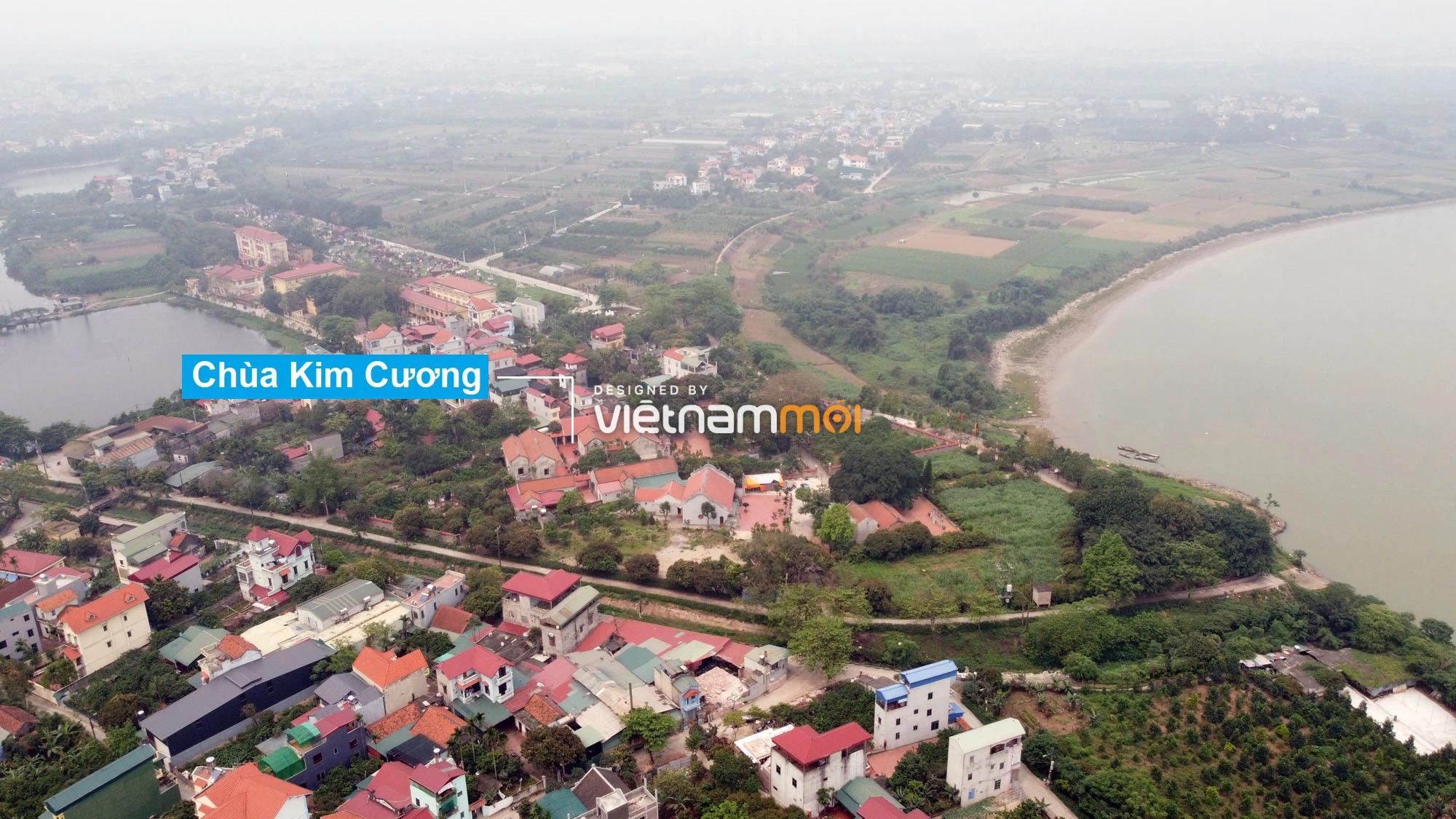 Toàn cảnh hiện trạng Phân khu đô thị sông Hồng trên địa bàn huyện Thanh Trì - Ảnh 18.