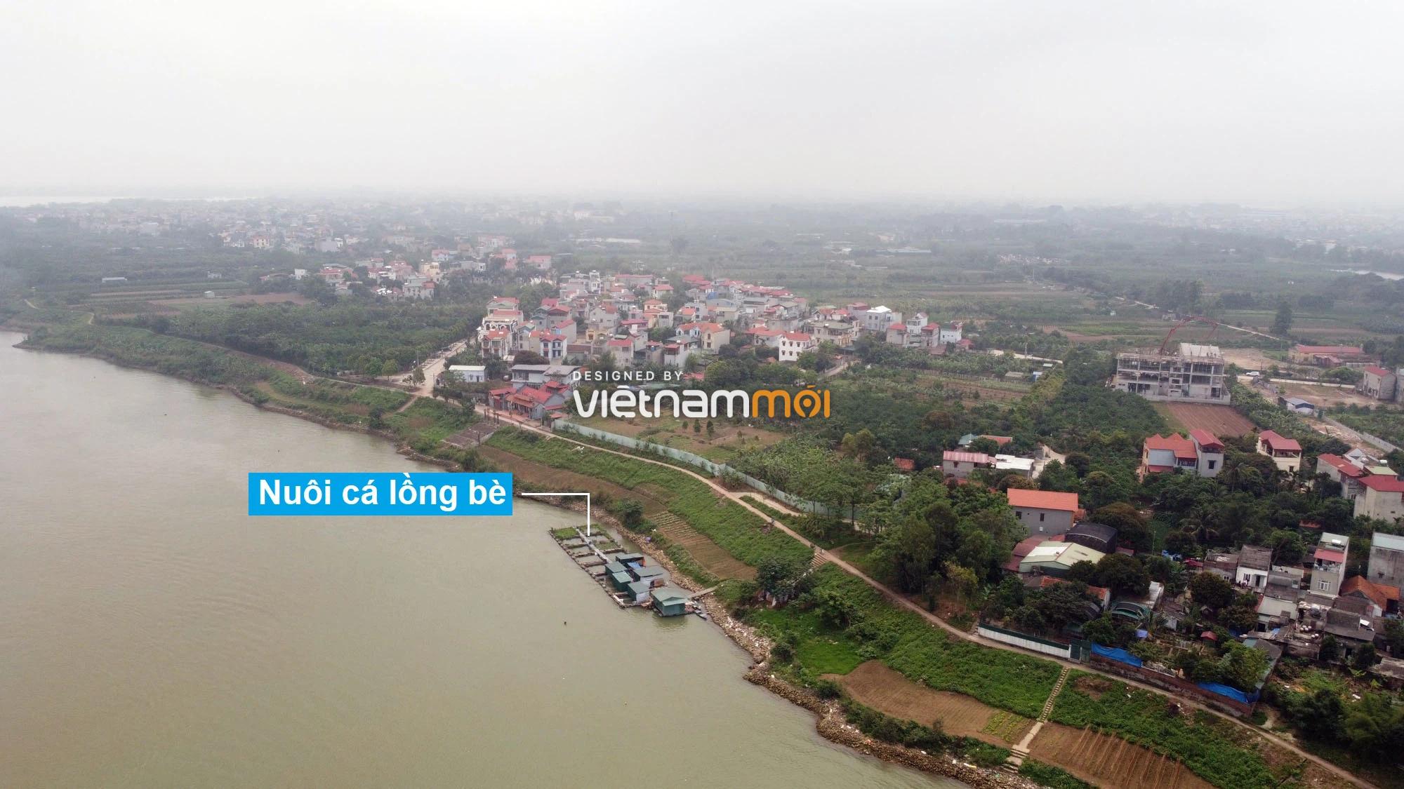 Toàn cảnh hiện trạng Phân khu đô thị sông Hồng trên địa bàn huyện Thanh Trì - Ảnh 21.