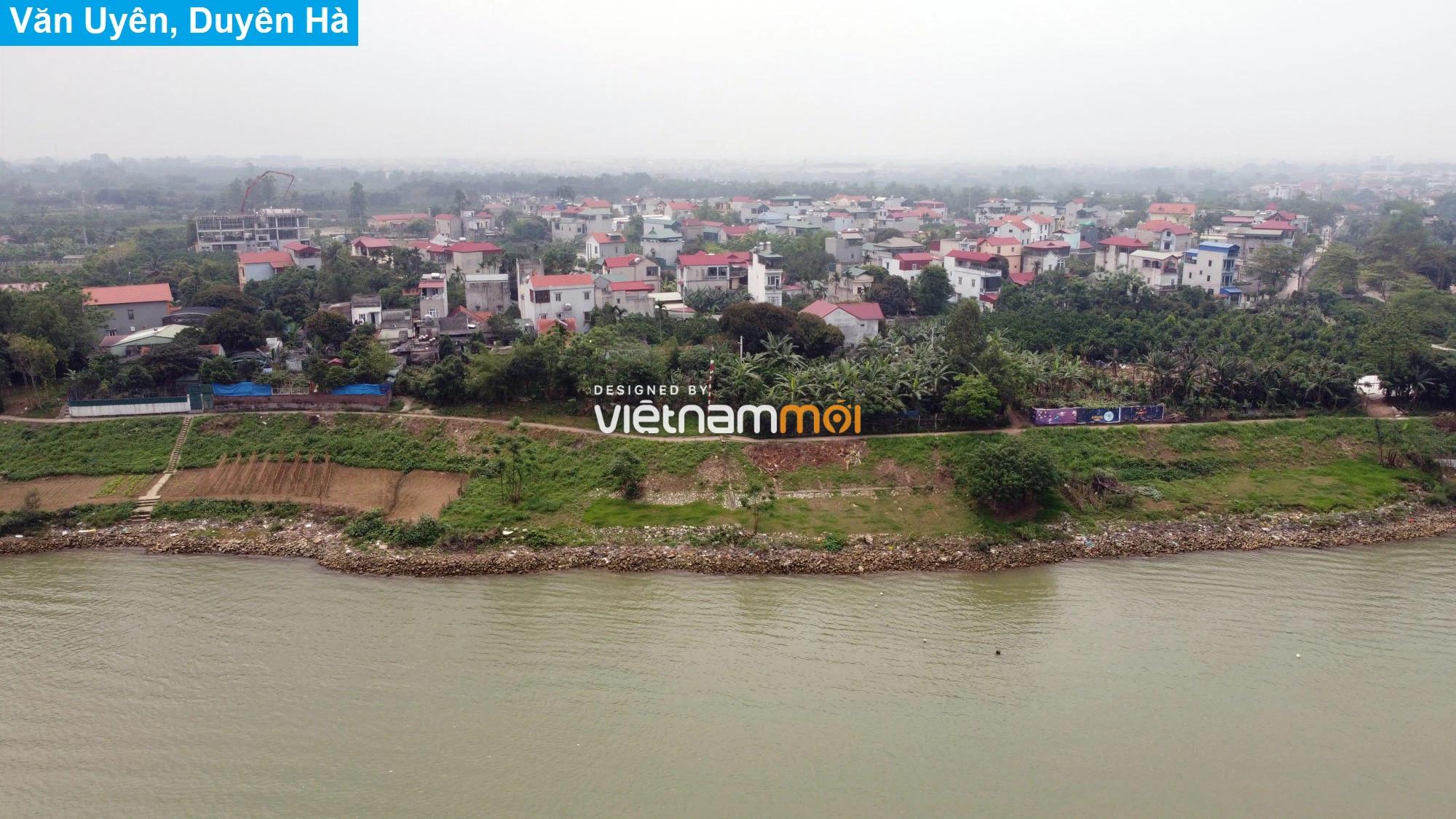 Toàn cảnh hiện trạng Phân khu đô thị sông Hồng trên địa bàn huyện Thanh Trì - Ảnh 22.