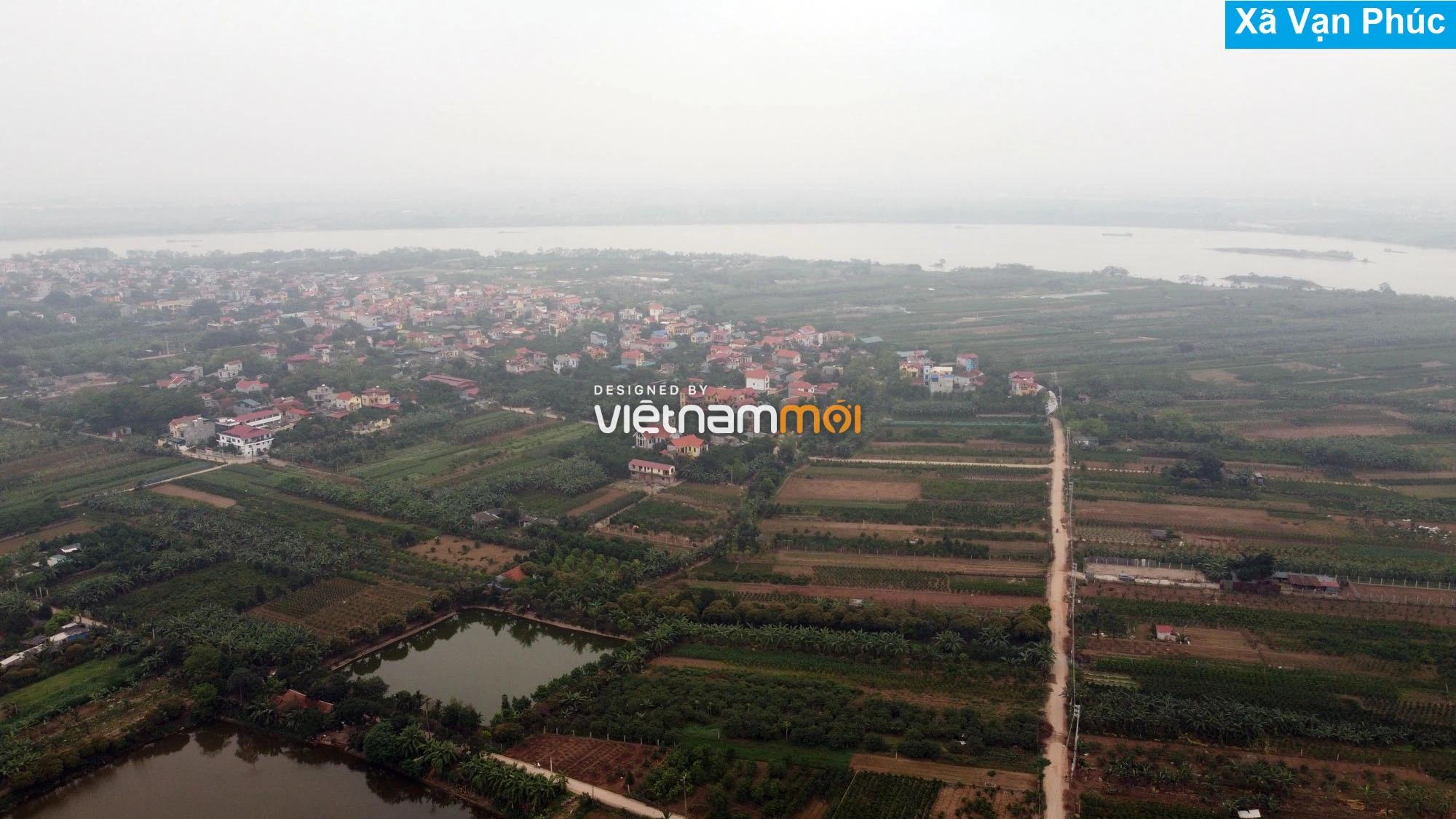 Toàn cảnh hiện trạng Phân khu đô thị sông Hồng trên địa bàn huyện Thanh Trì - Ảnh 24.