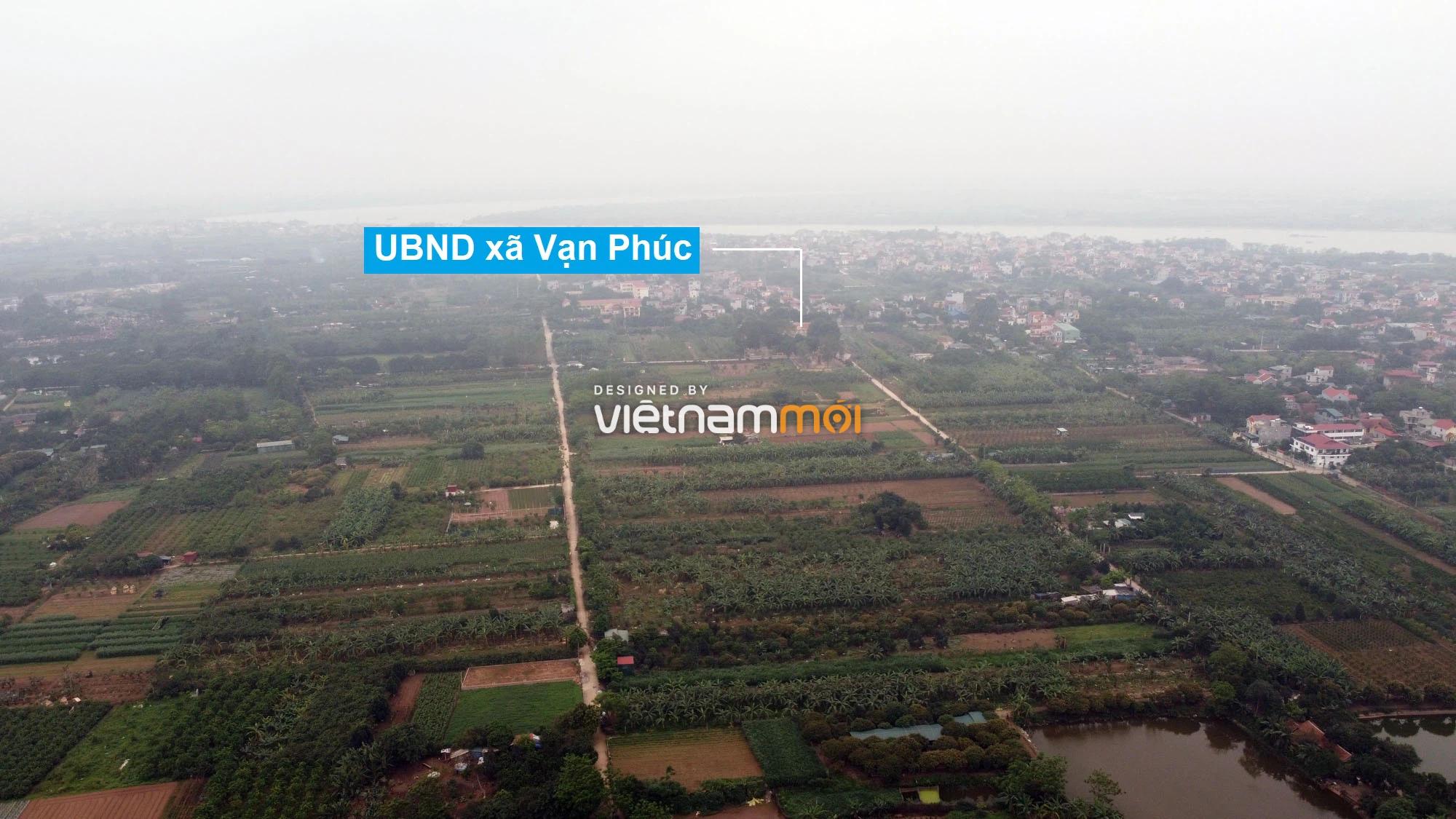 Toàn cảnh hiện trạng Phân khu đô thị sông Hồng trên địa bàn huyện Thanh Trì - Ảnh 25.