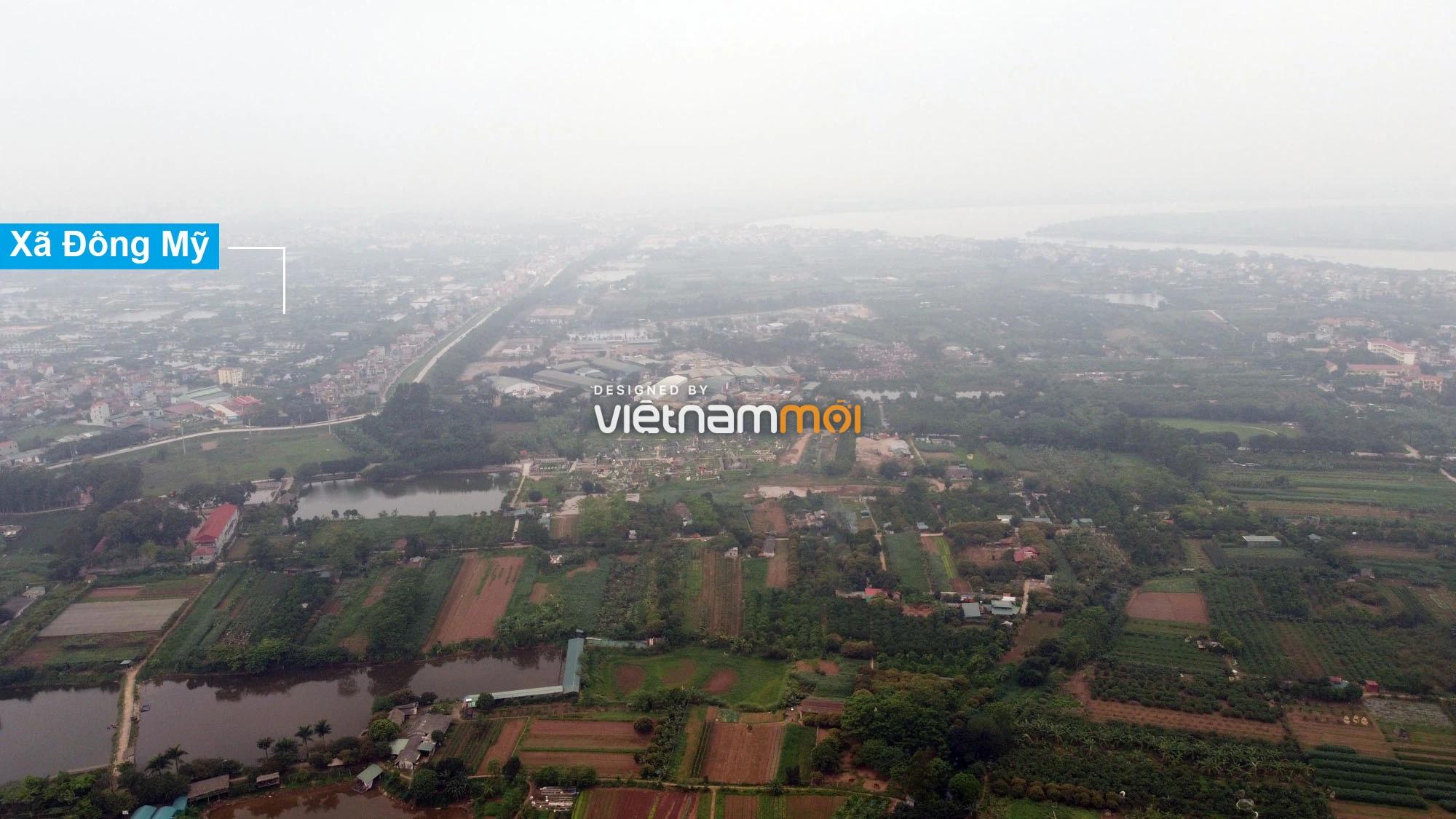 Toàn cảnh hiện trạng Phân khu đô thị sông Hồng trên địa bàn huyện Thanh Trì - Ảnh 26.