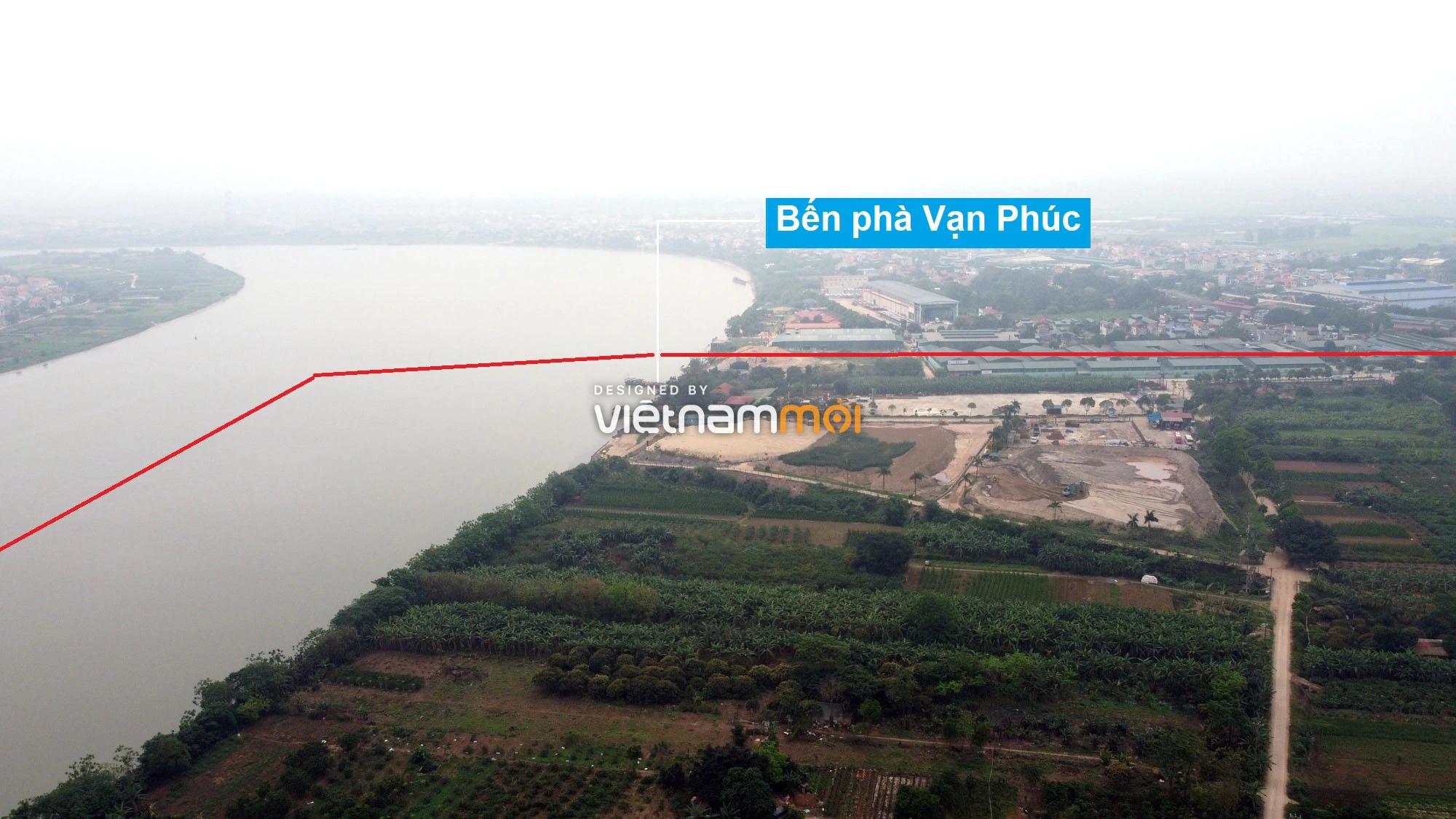 Toàn cảnh hiện trạng Phân khu đô thị sông Hồng trên địa bàn huyện Thanh Trì - Ảnh 28.