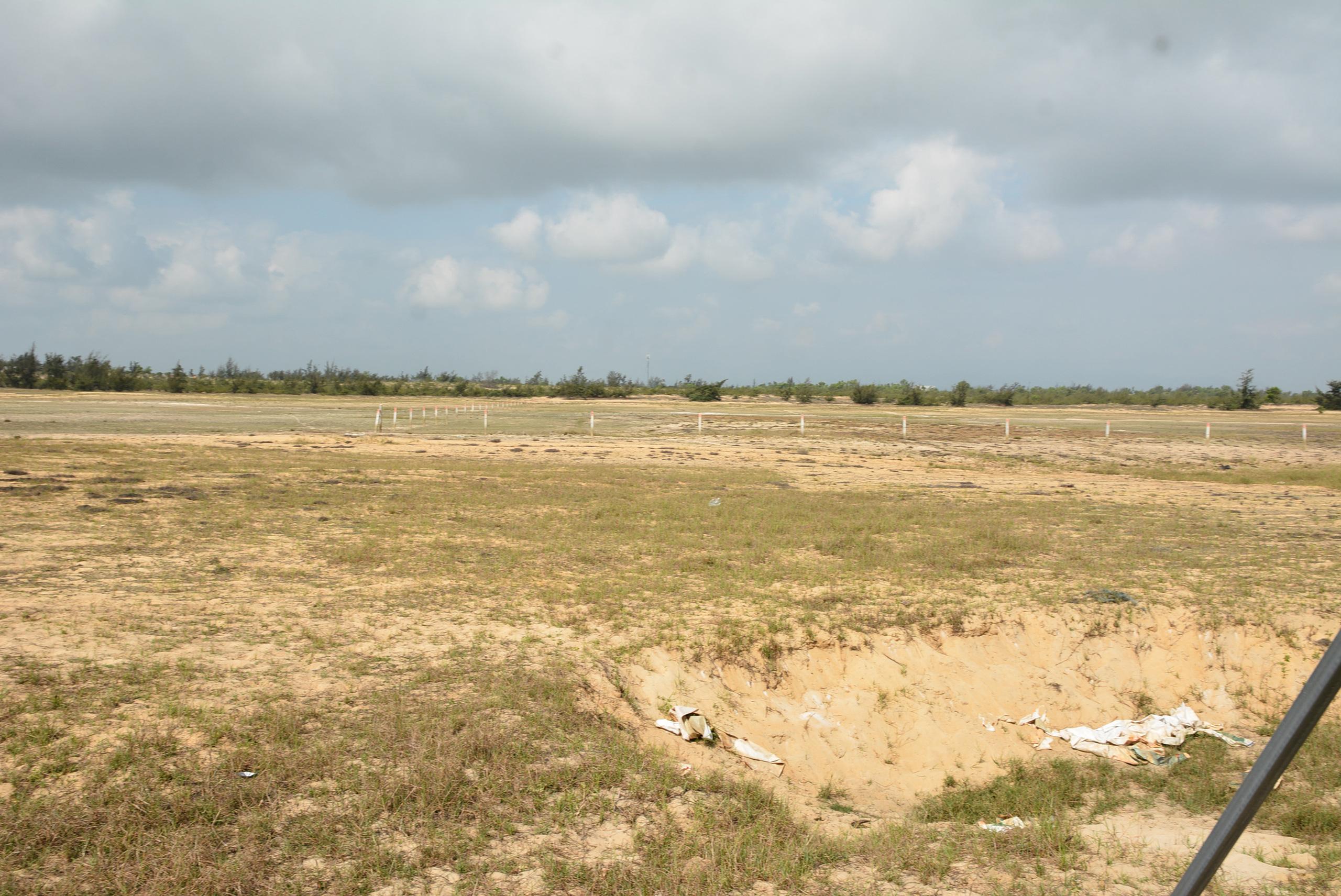 Cận cảnh khu đất Tập đoàn Nguyễn Hoàng đầu tư thành phố giáo dục, đối diện Vinpearl Nam Hội An - Ảnh 11.