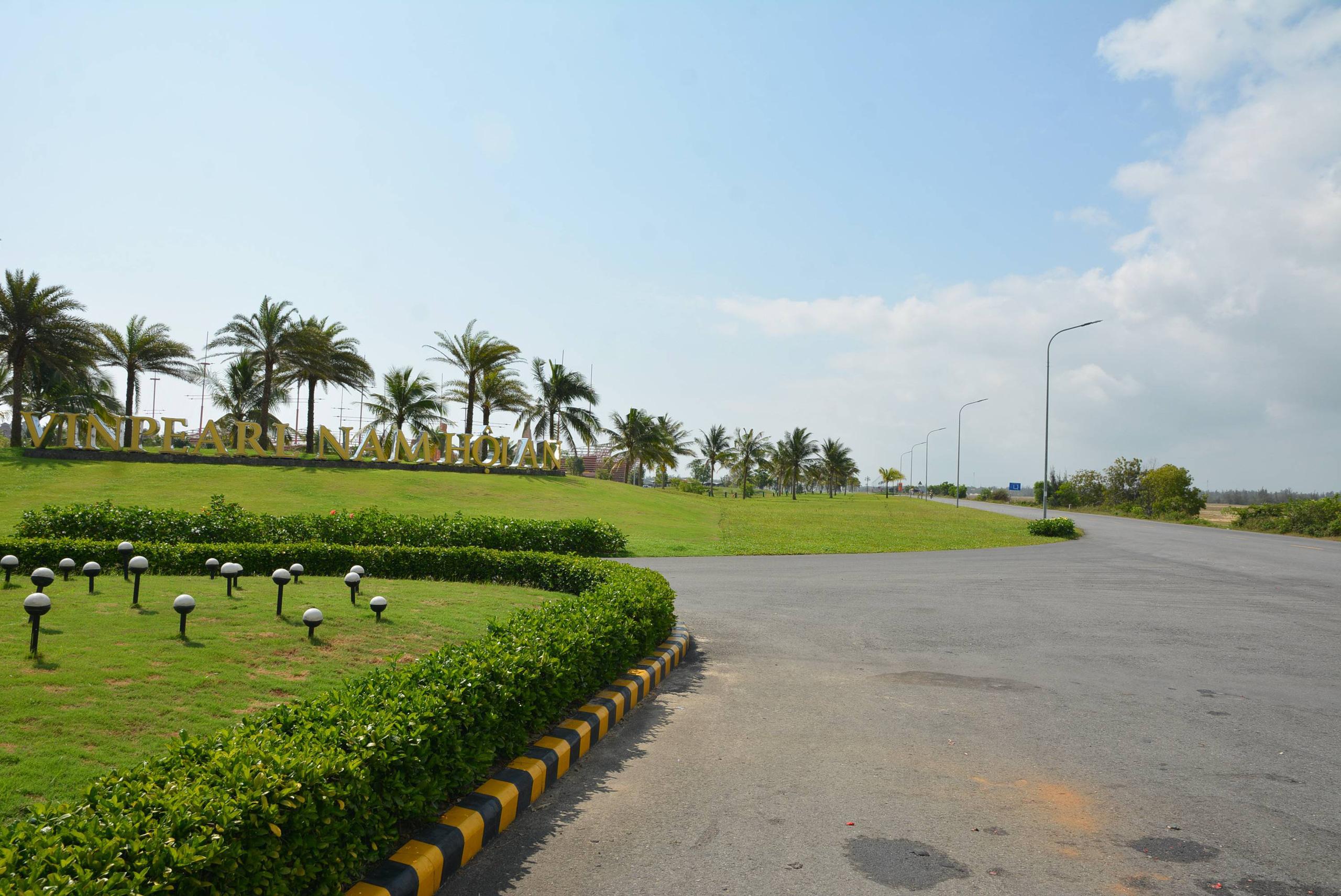 Cận cảnh khu đất Tập đoàn Nguyễn Hoàng đầu tư thành phố giáo dục, đối diện Vinpearl Nam Hội An - Ảnh 7.