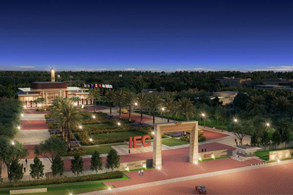 Cận cảnh khu đất Tập đoàn Nguyễn Hoàng đầu tư thành phố giáo dục, đối diện Vinpearl Nam Hội An - Ảnh 1.