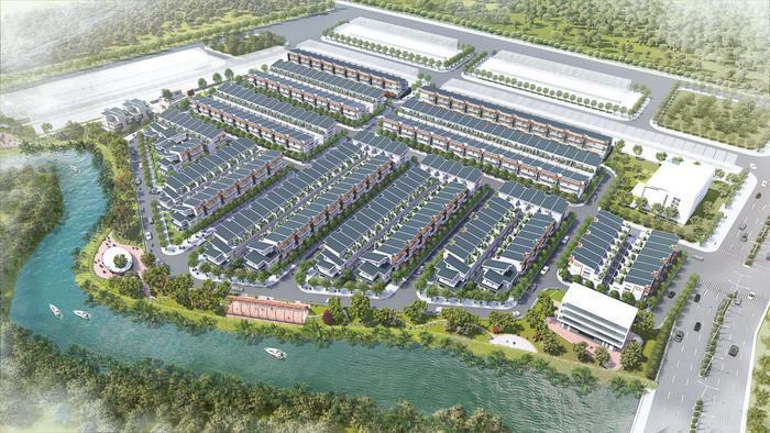 Sức hấp dẫn của bất động sản ven sông và xu hướng sống gần thiên nhiên - Ảnh 1.