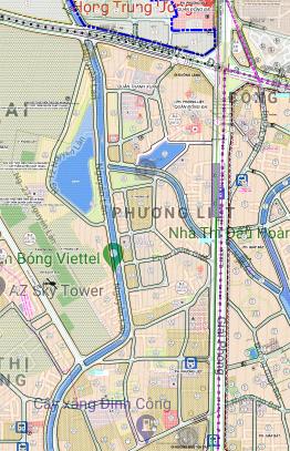 Bản đồ quy hoạch sử dụng đất phường Phương Liệt, Thanh Xuân, Hà Nội - Ảnh 2.