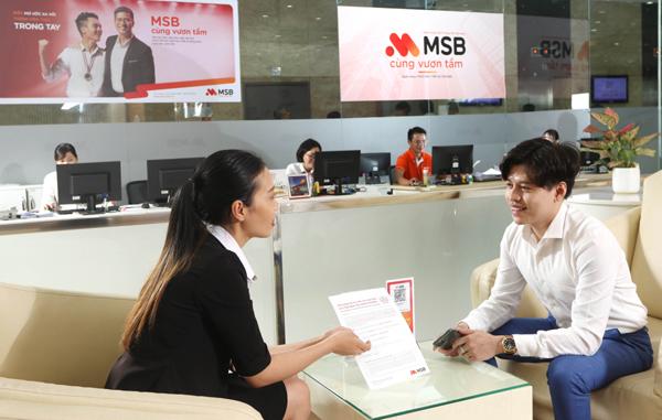 Cập  nhật lãi suất tiền gửi ngân hàng MSB mới nhất tháng 4/2021 - Ảnh 1.