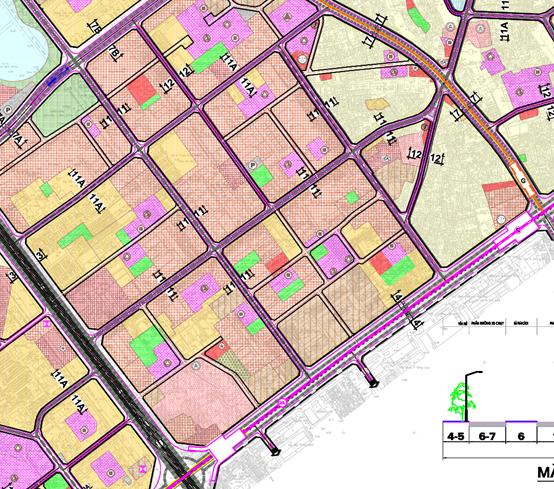 Bản đồ quy hoạch giao thông phường Thanh Xuân Trung, Thanh Xuân, Hà Nội - Ảnh 2.