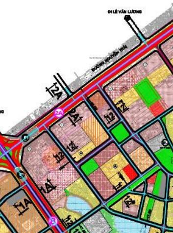 Bản đồ quy hoạch giao thông phường Thanh Xuân Trung, Thanh Xuân, Hà Nội - Ảnh 3.