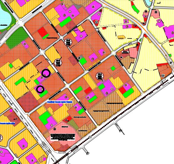 Đất dính quy hoạch ở phường Thanh Xuân Trung, Thanh Xuân, Hà Nội - Ảnh 1.