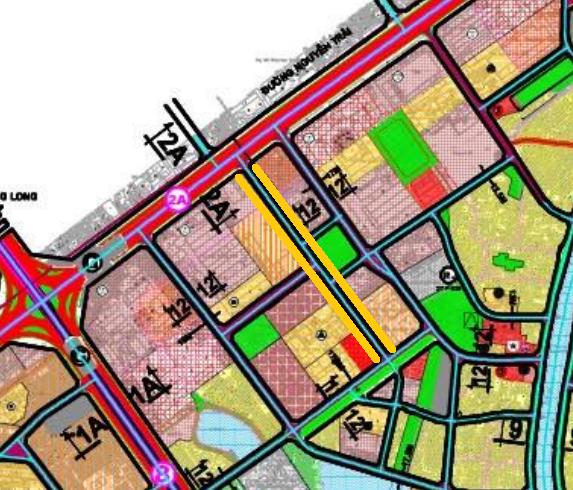 Đường sẽ mở ở phường Thanh Xuân Trung, Thanh Xuân, Hà Nội - Ảnh 1.