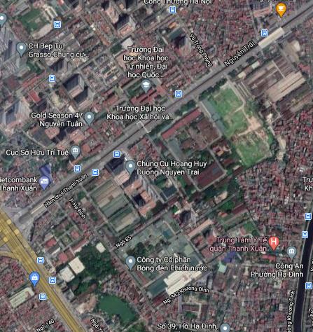 Đường sẽ mở ở phường Thanh Xuân Trung, Thanh Xuân, Hà Nội - Ảnh 2.