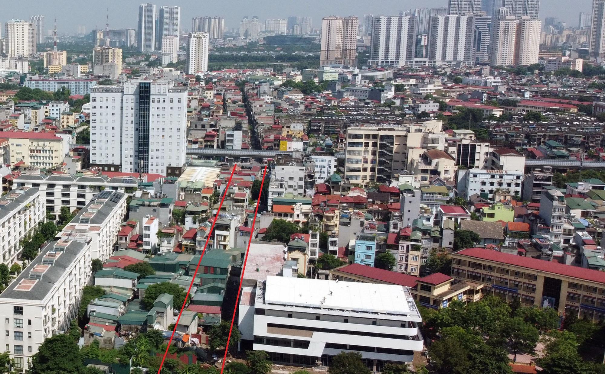 Kế hoạch sử dụng đất phường Thanh Xuân Nam, Thanh Xuân, Hà Nội năm 2021 - Ảnh 1.