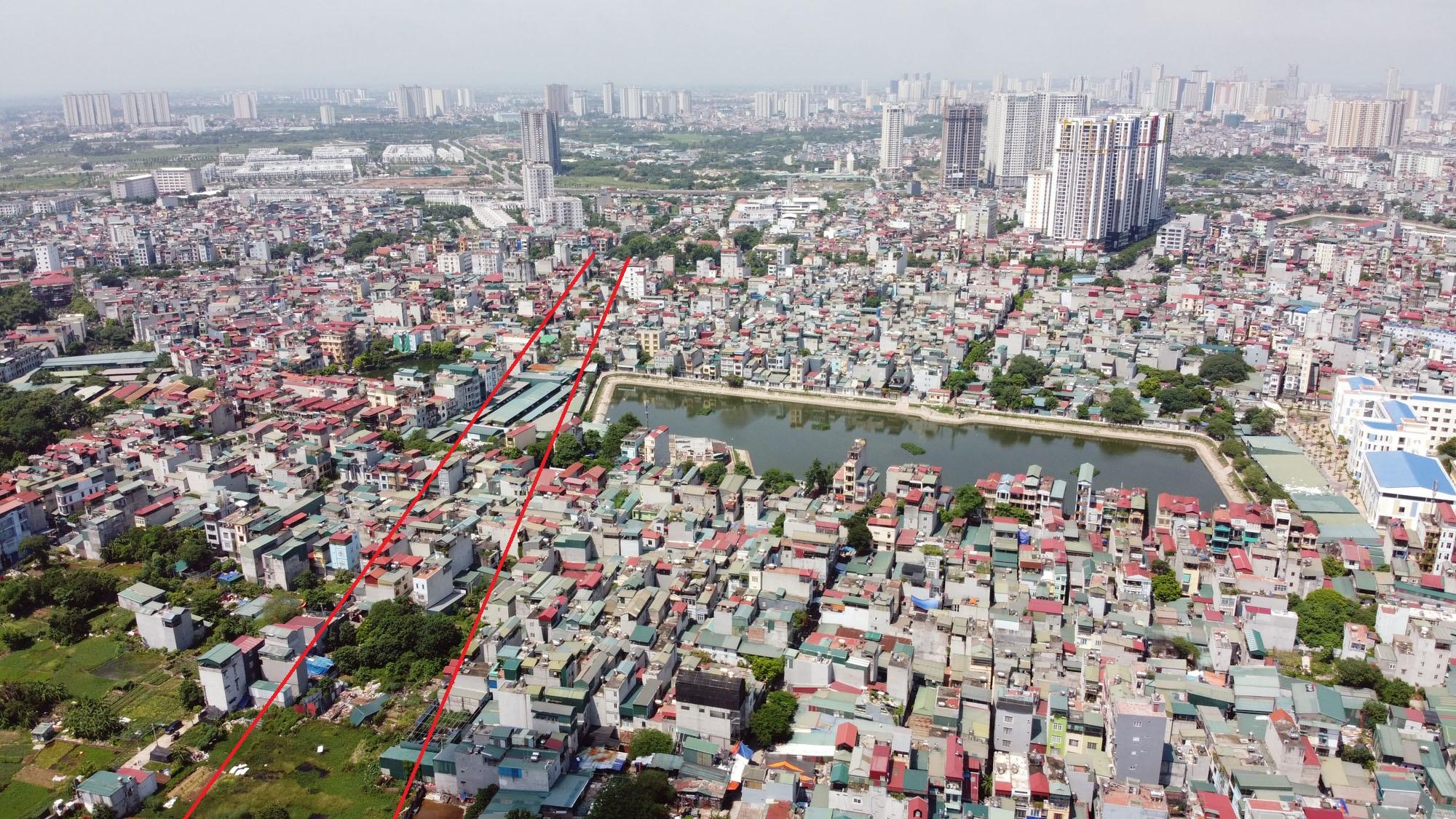 Kế hoạch sử dụng đất phường Khương Đình, Thanh Xuân, Hà Nội năm 2021 - Ảnh 1.