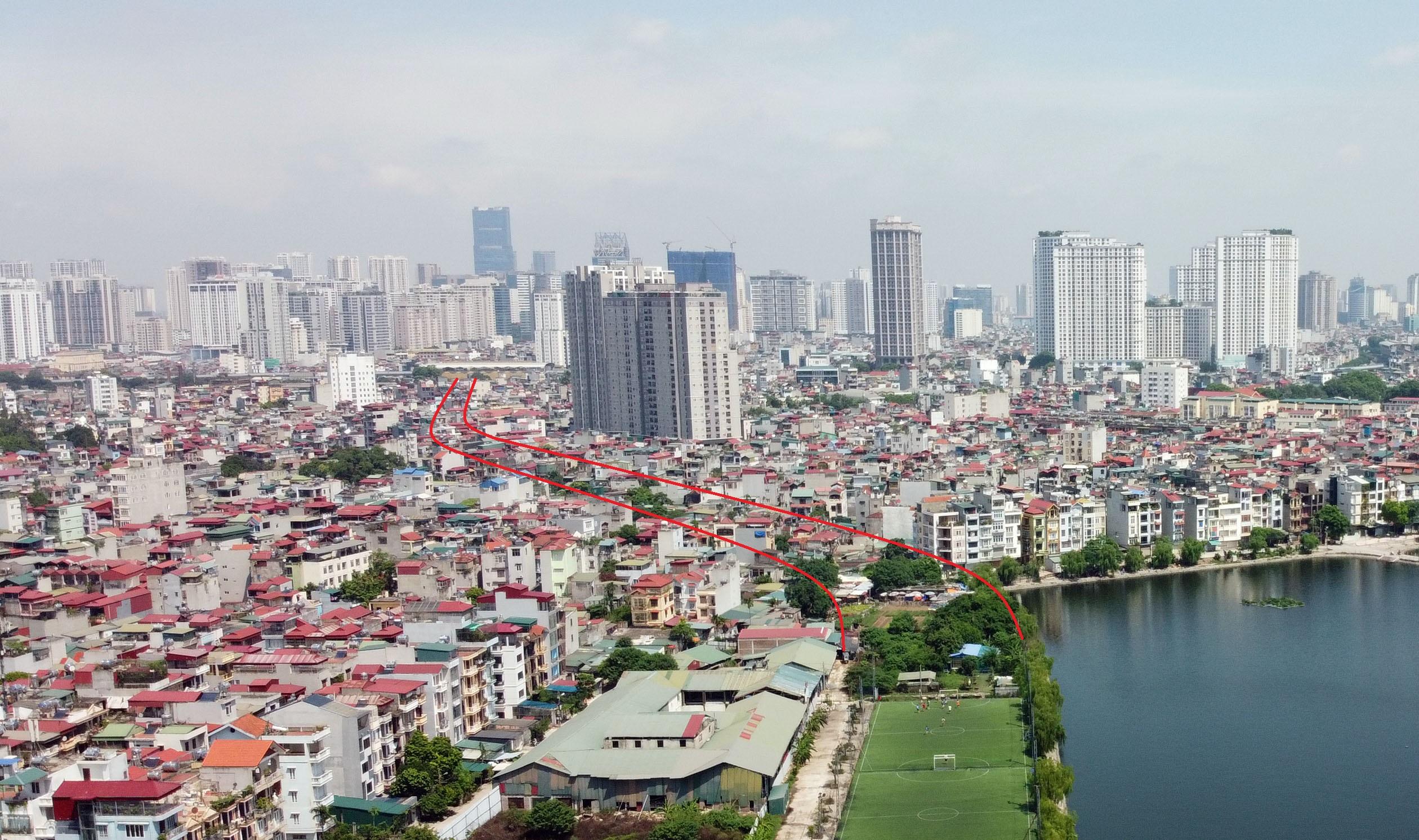 Kế hoạch sử dụng đất phường Khương Trung, Thanh Xuân, Hà Nội năm 2021 - Ảnh 1.