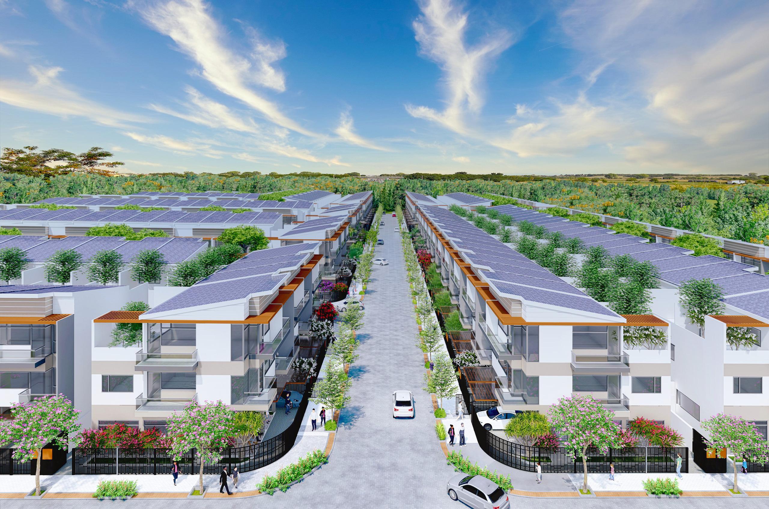 Bất động sản Cần Giuộc hưởng lợi kép nhờ sóng đầu tư hạ tầng và khu công nghiệp đổ bộ - Ảnh 2.