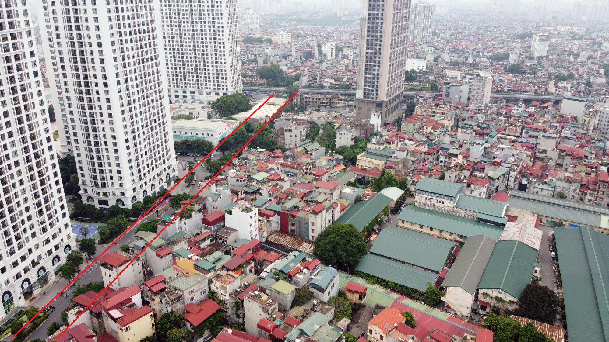 Kế hoạch sử dụng đất phường Thượng Đình, Thanh Xuân, Hà Nội năm 2021 - Ảnh 1.